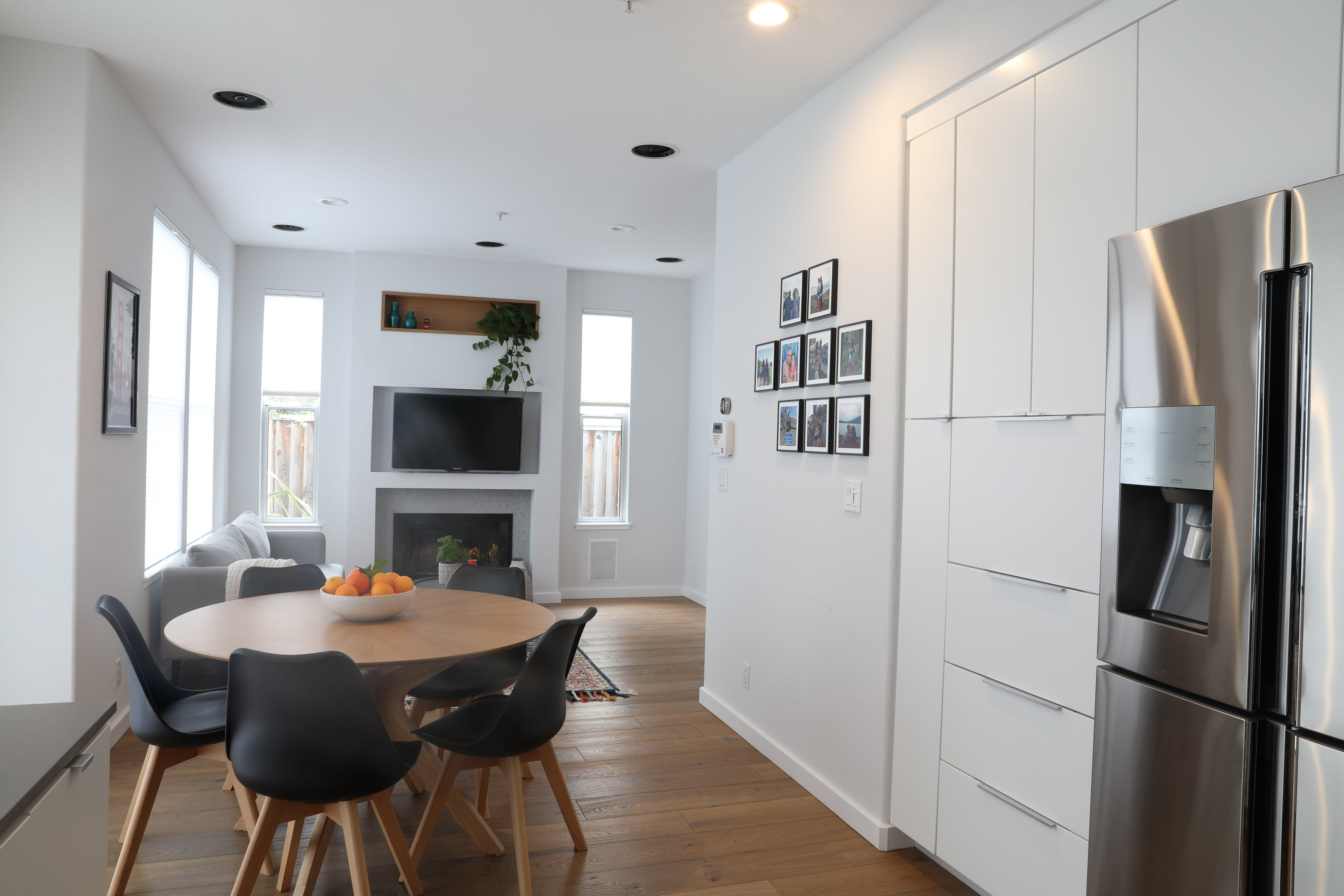 1980s House Complete Remodel Before And After Apartment