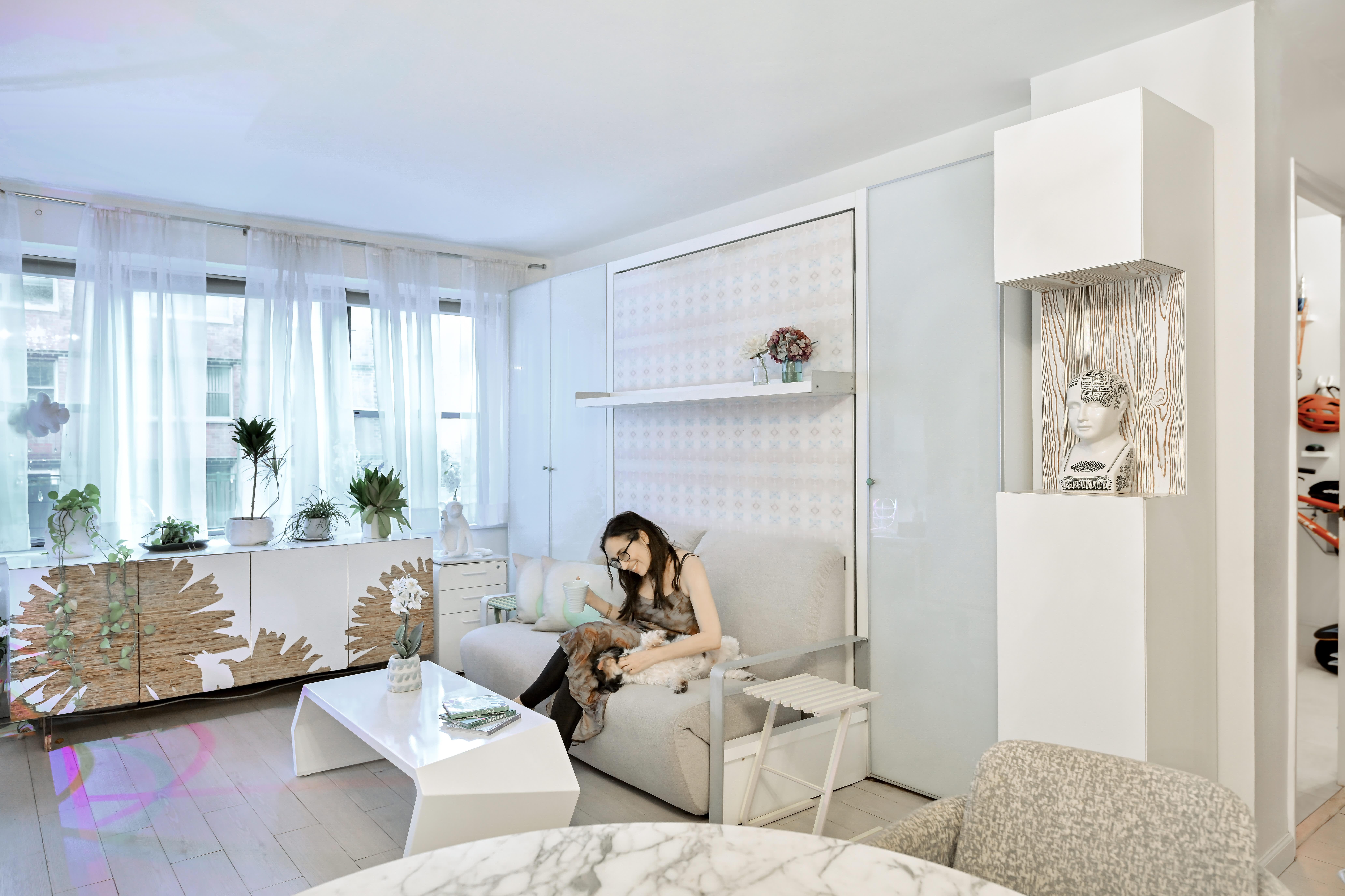 Karen Salmansohn Nyc Apartment Photos Apartment Therapy