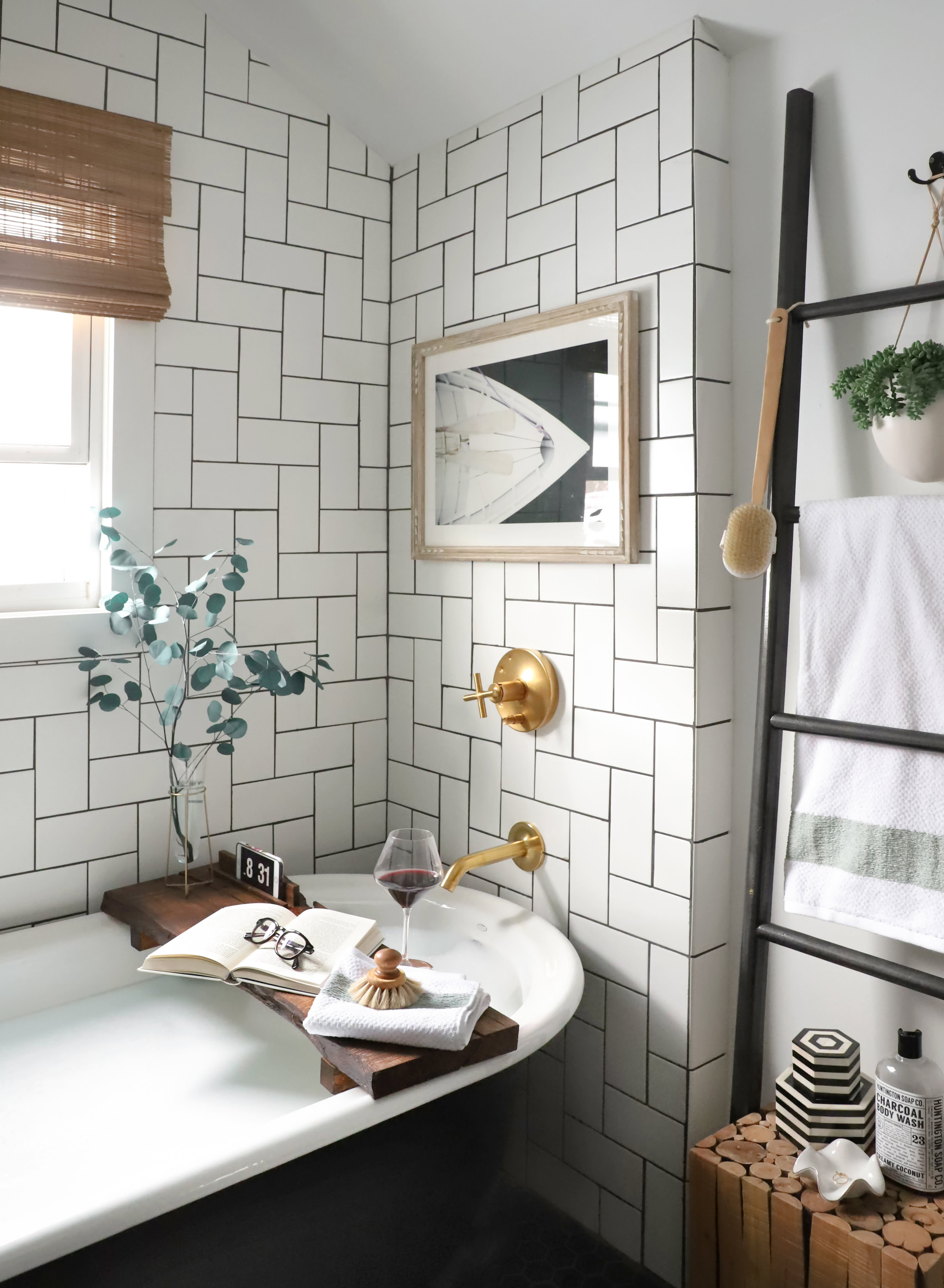 Bathroom Tile Ideas Floor Shower Wall Designs Apartment Therapy