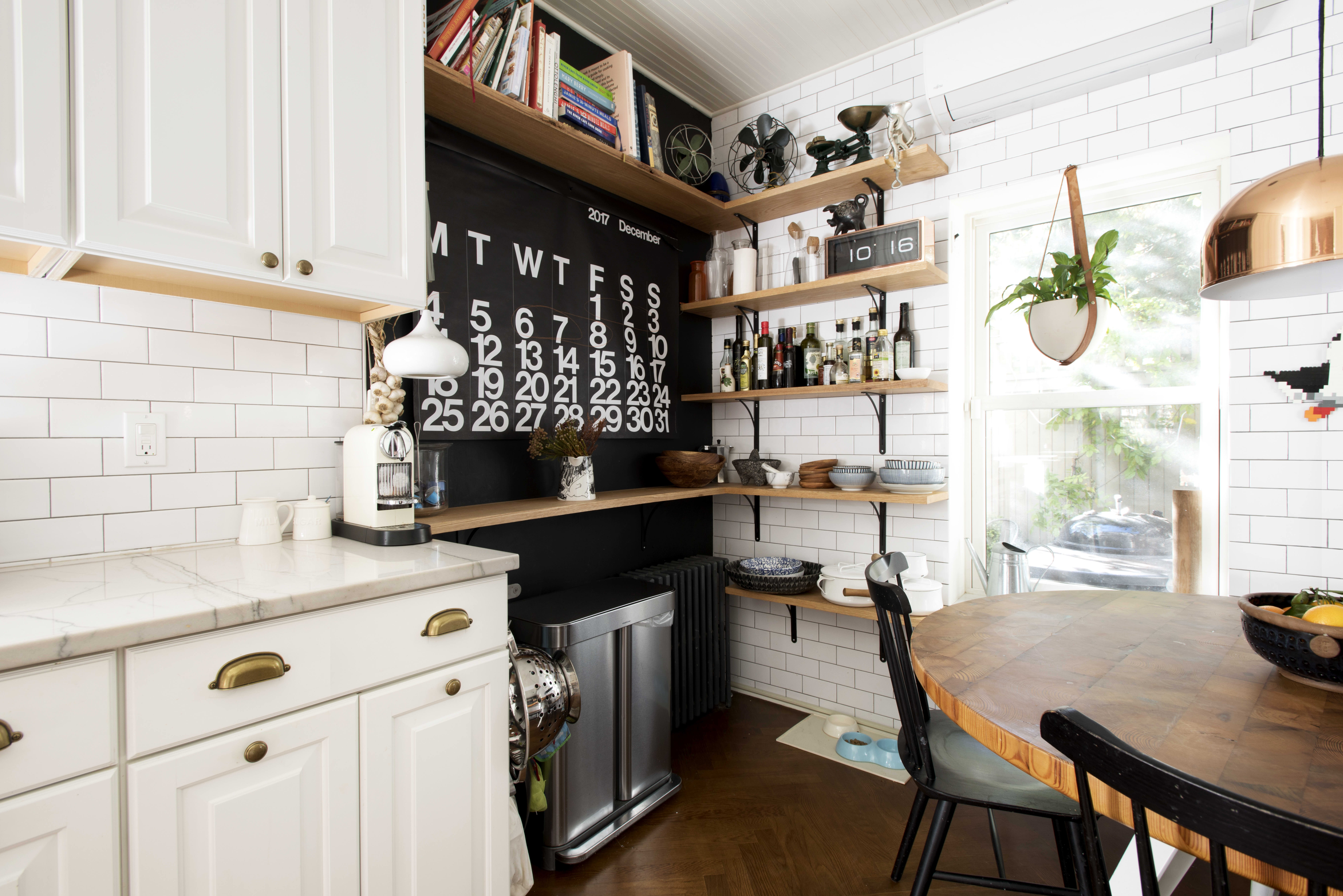 House Tour Oliver Jeffers Beautiful Brooklyn Home Apartment Therapy