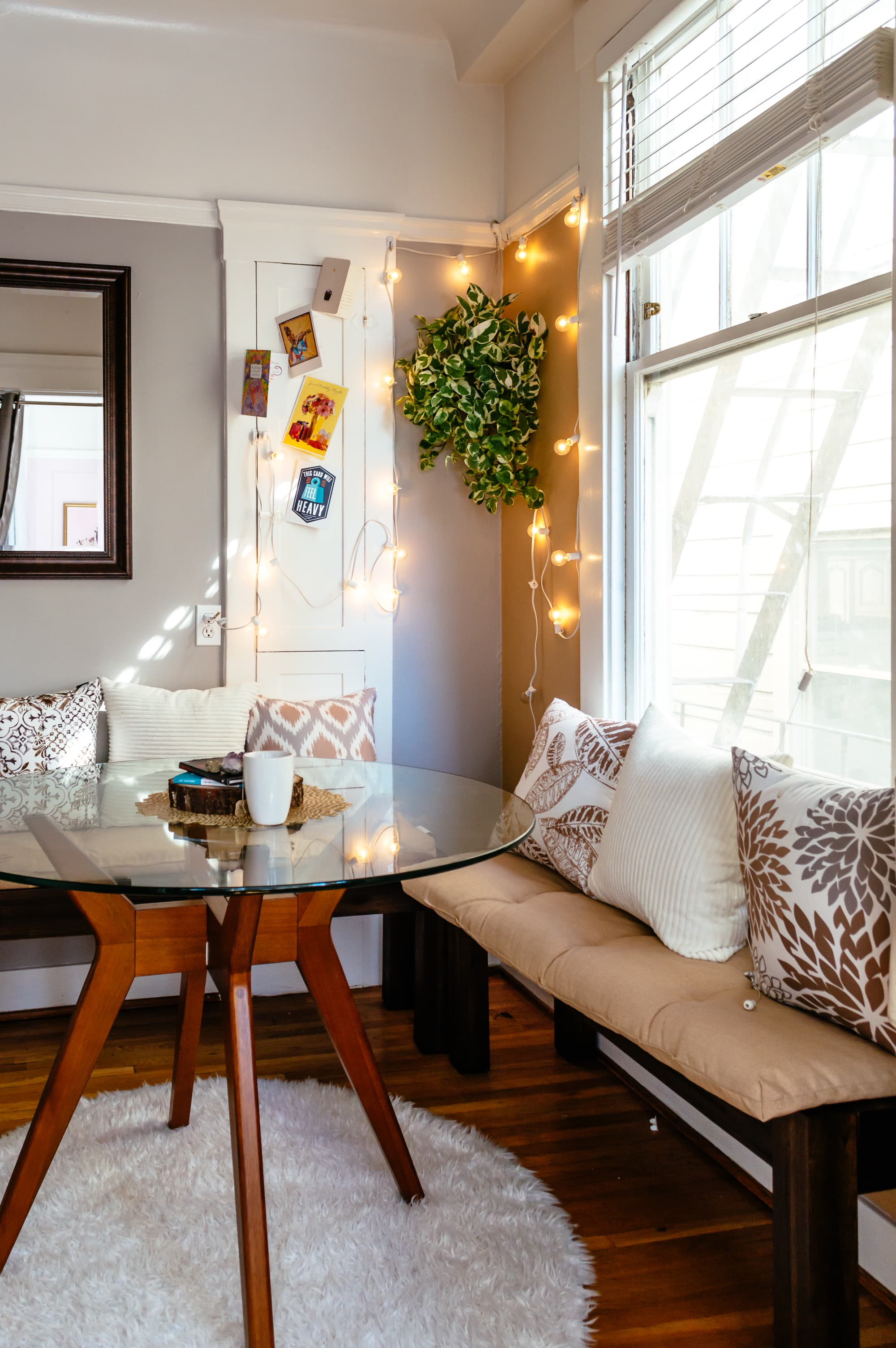 Small Living Room Apartment Therapy: Small Space Living San Francisco Studio Apartment