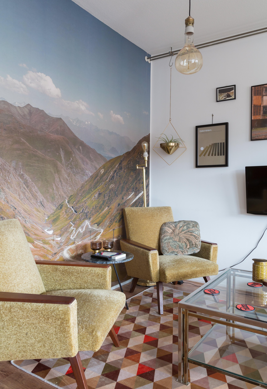 Vintage Filled Amsterdam Rental Apartment Tour | Apartment ...