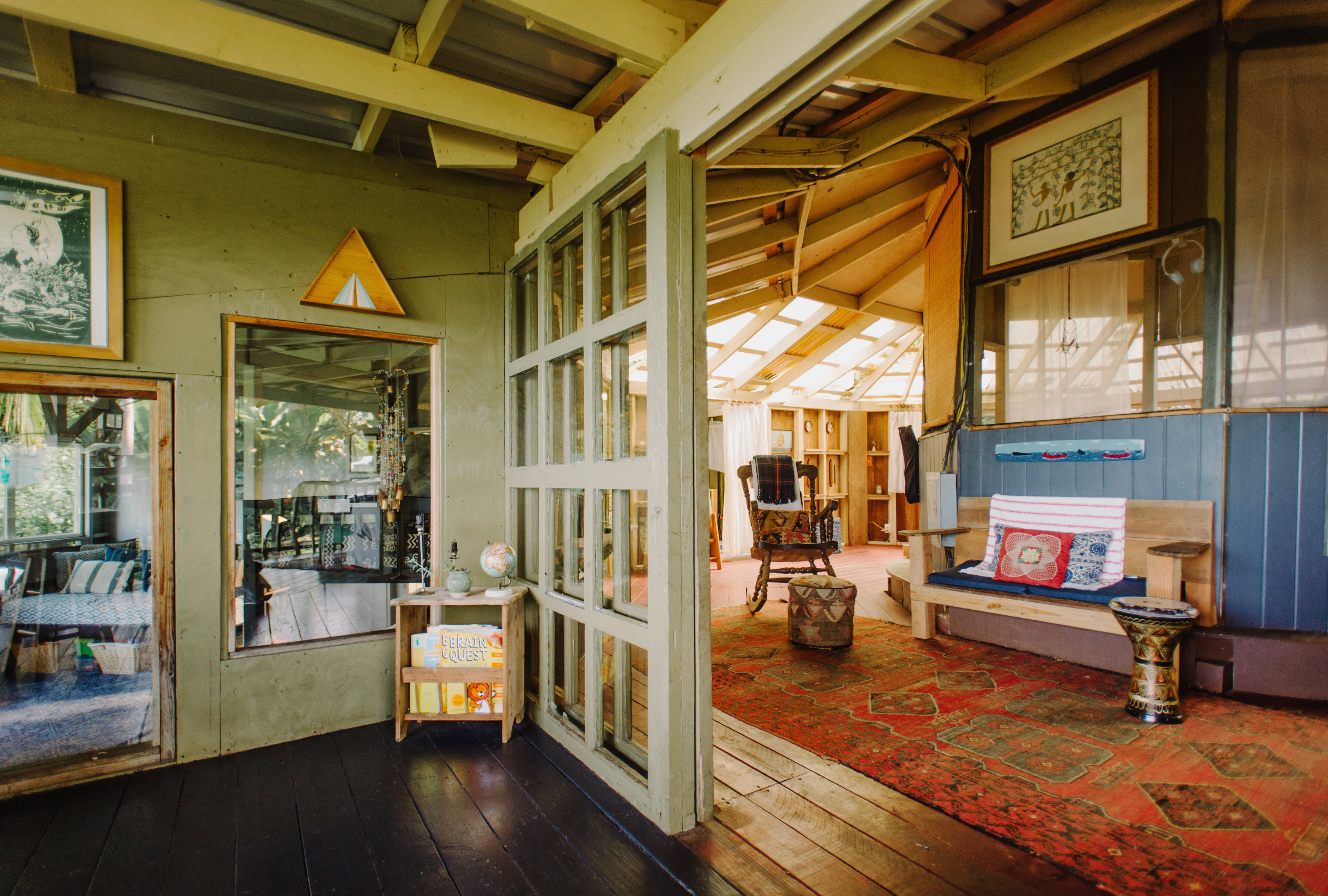 Rustic Hawaiian Homestead House Tour Photos Apartment Therapy