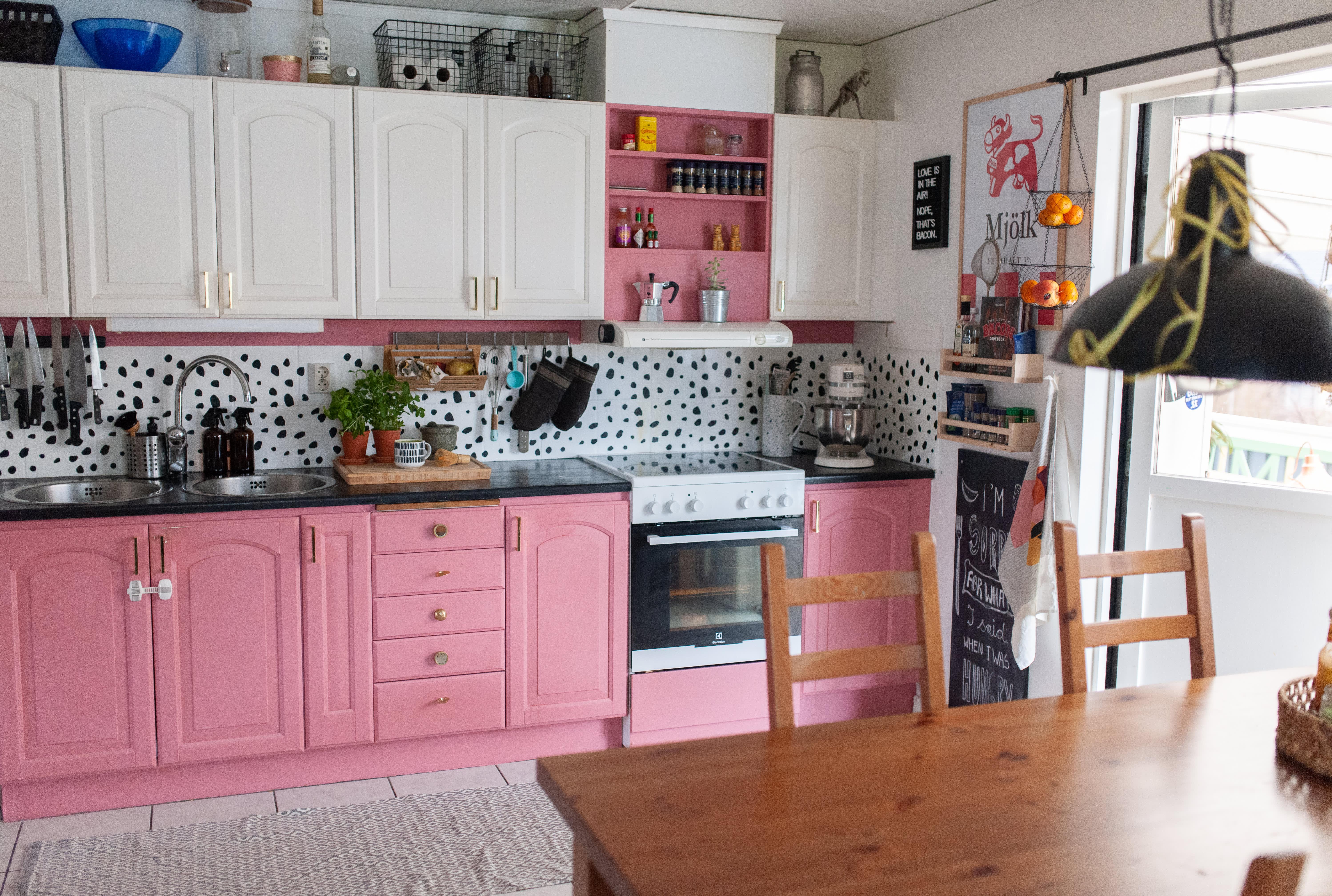 Scandinavian Colorful Decor Ideas Swedish Home Tour Apartment Therapy