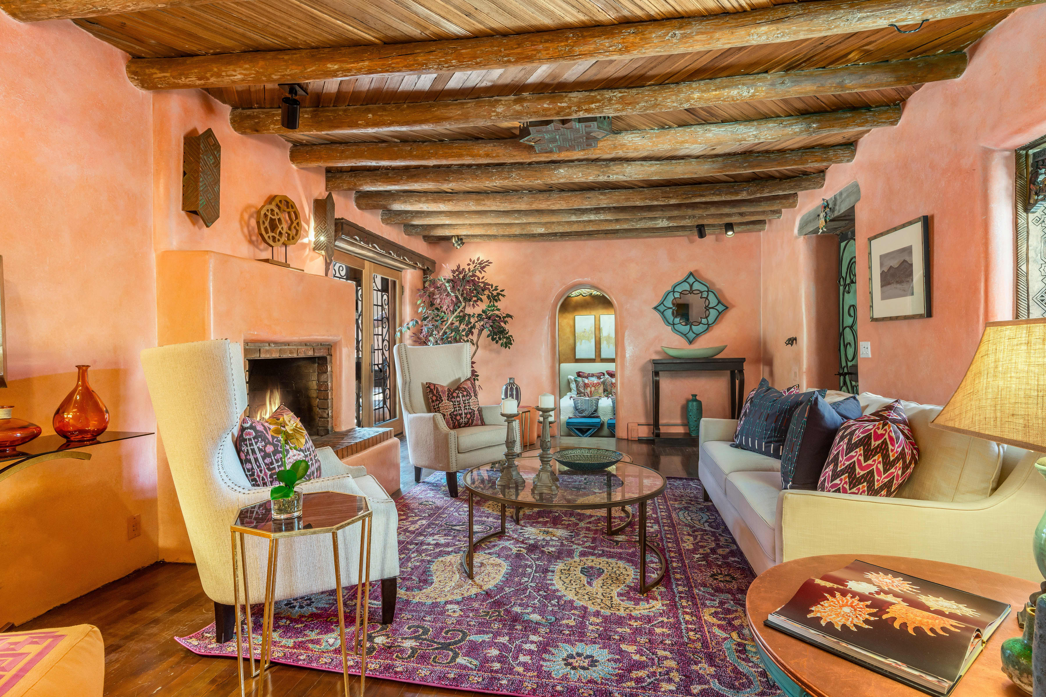 Homes For Sale Santa Fe - 100 Lorenzo Road | Apartment Therapy