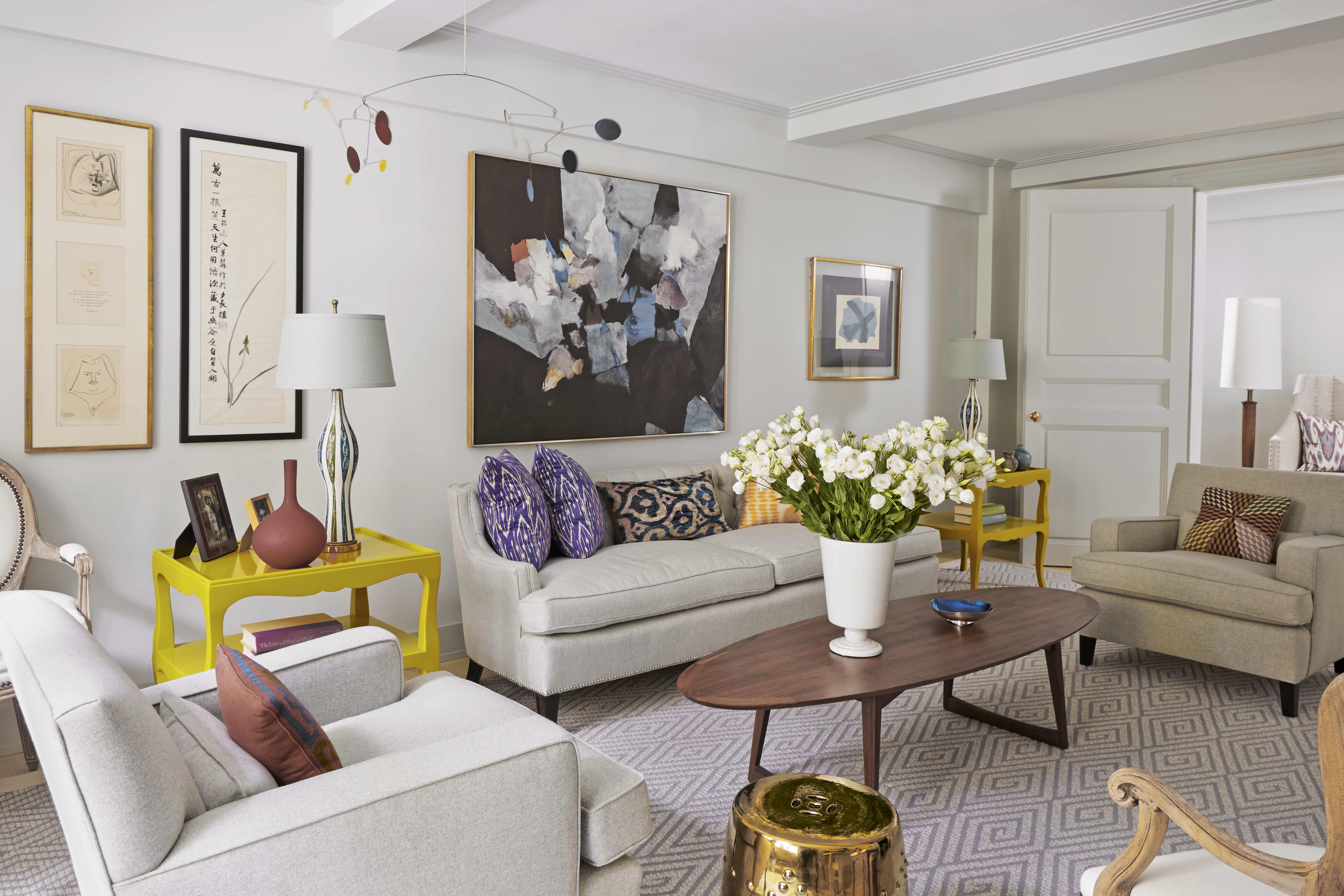 Ways You're Arranging Your Wall Art Wrong