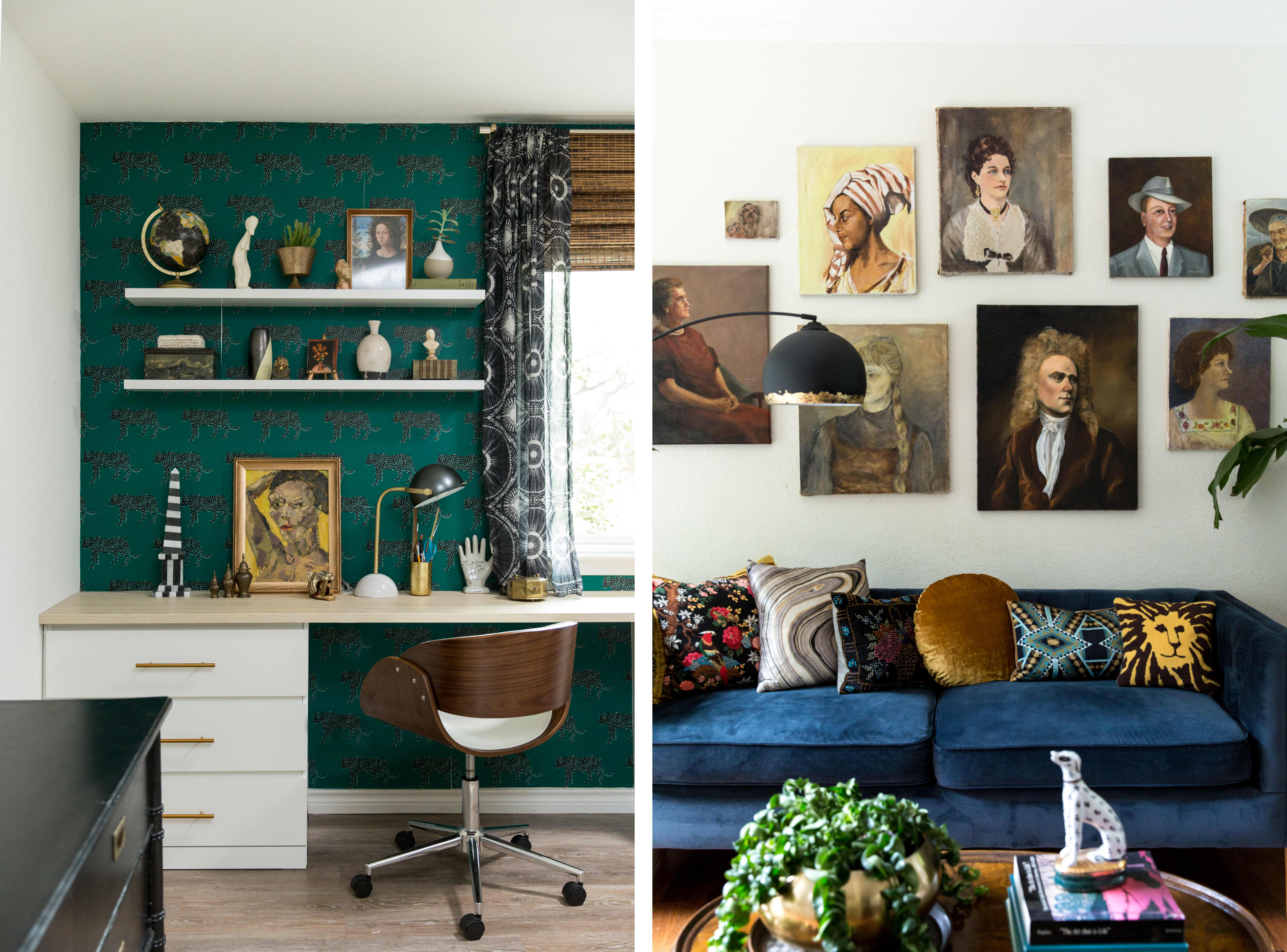 This Stylist's Austin House Is a Must-See Maximalist Wonderland