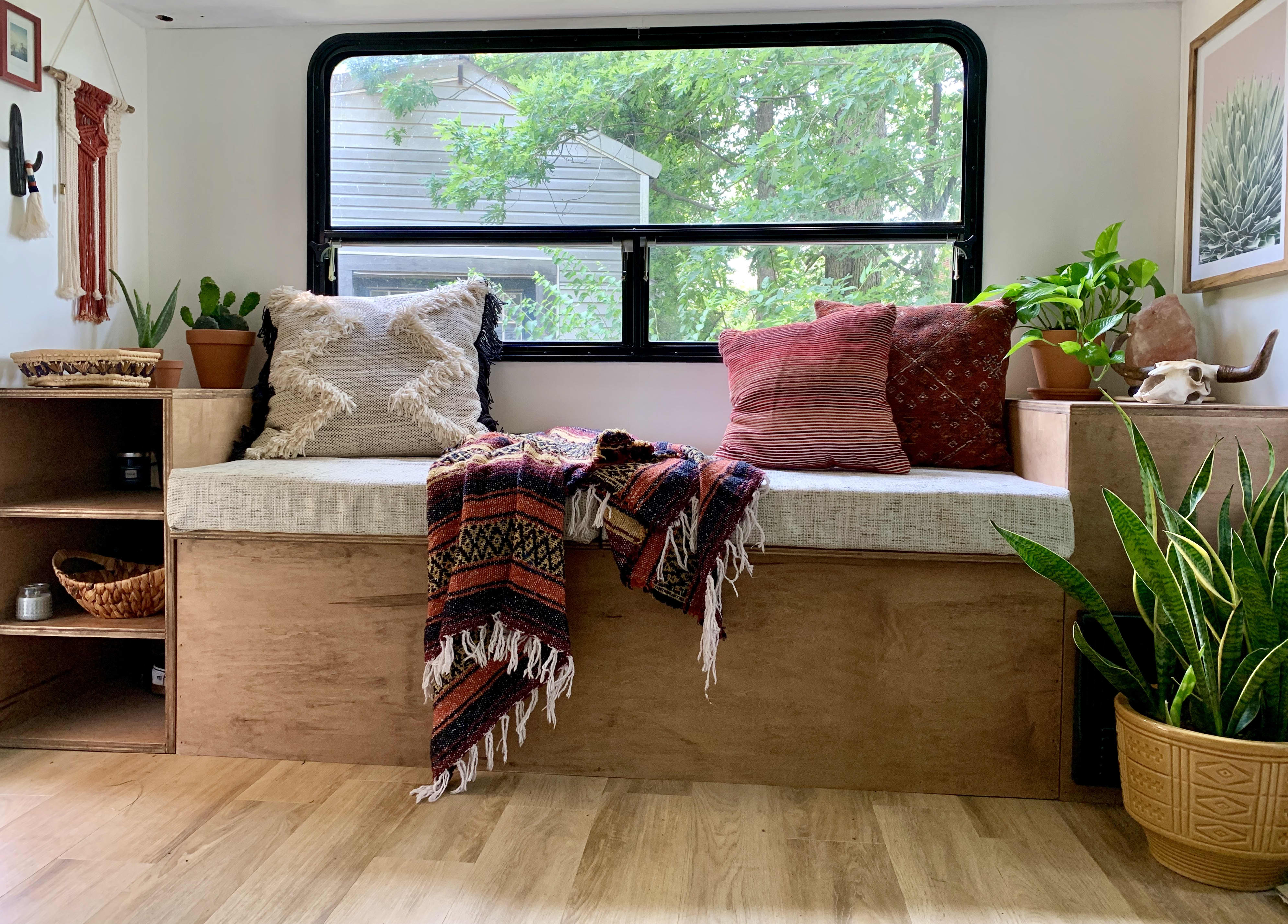 A Couple Renovated This 240-Square-Foot Camper RV