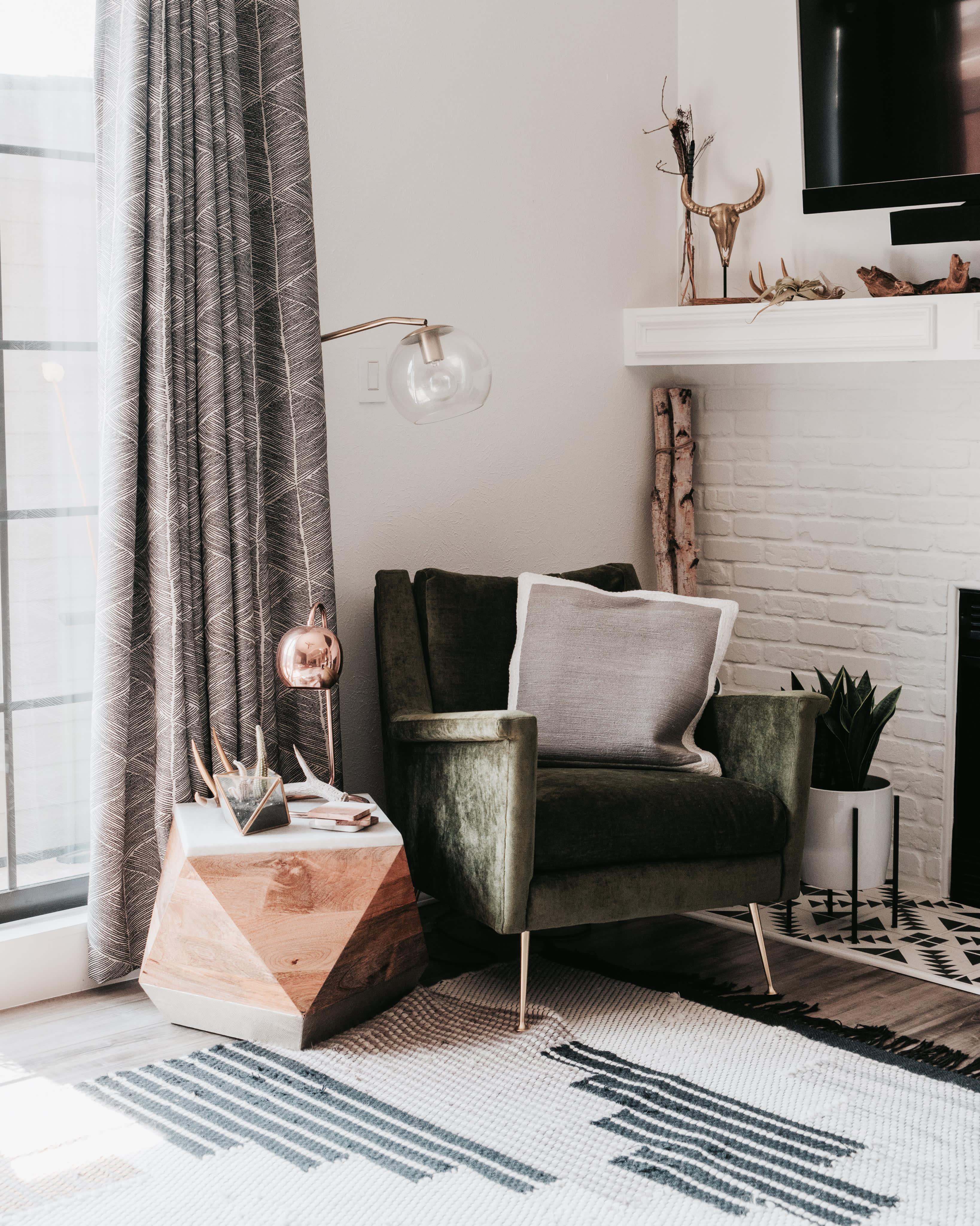 Scandinavian Minimal Bohemian Style Home | Apartment Therapy