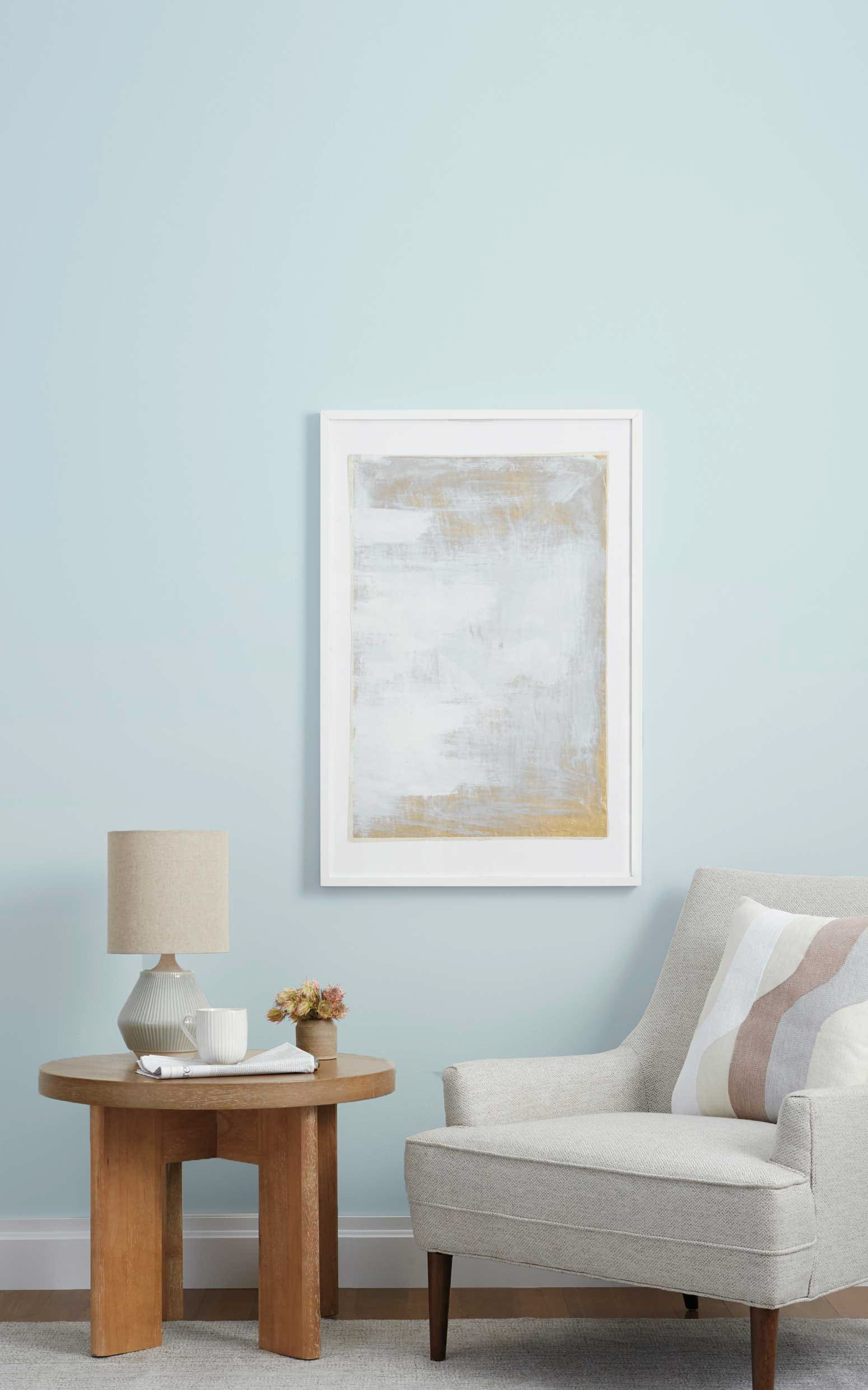 Clare Crowdsourced Paint Color Blue   Apartment Therapy
