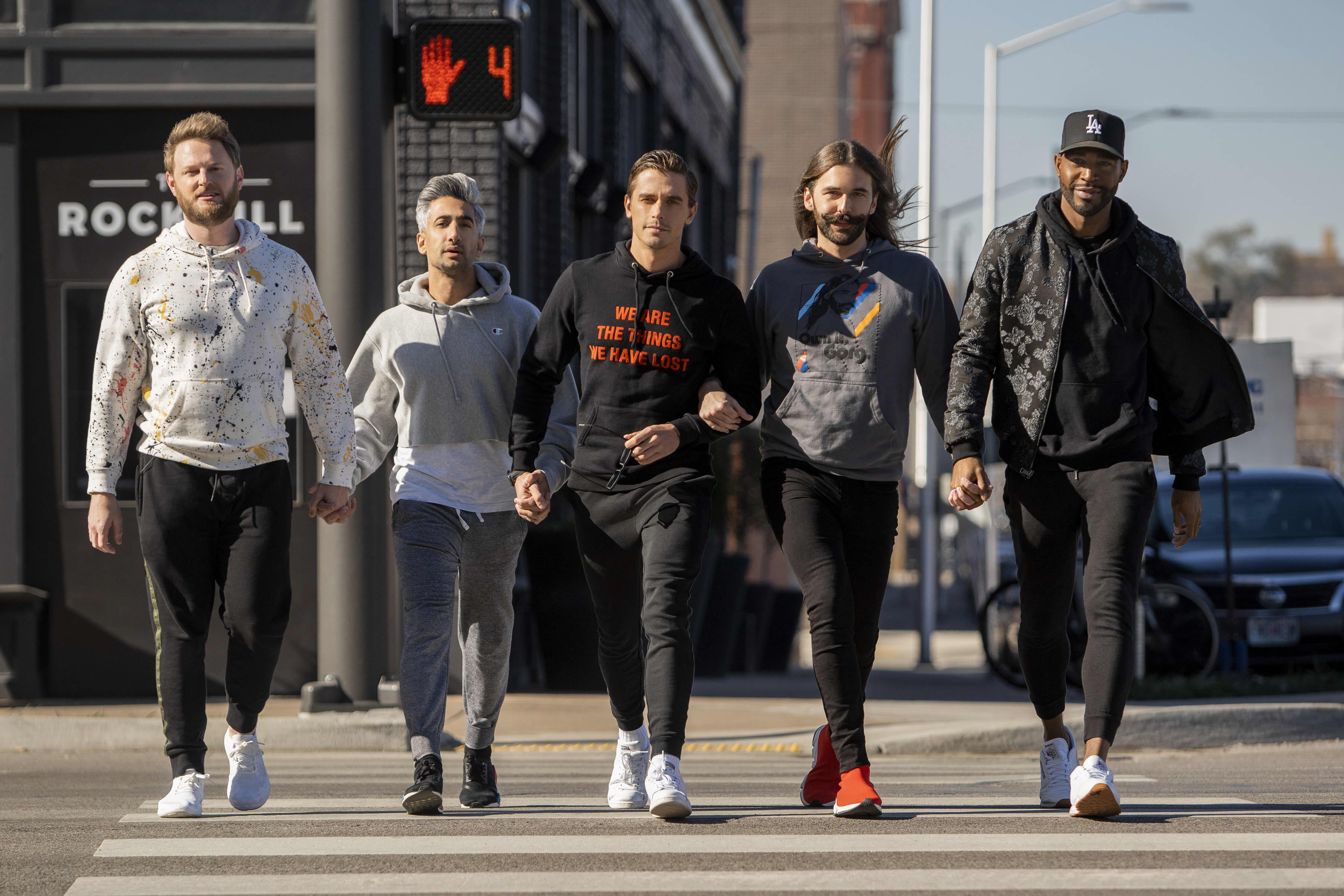Netflix Just Announced the 'Queer Eye' Season 4 Premiere Date and It Comes Out So Soon
