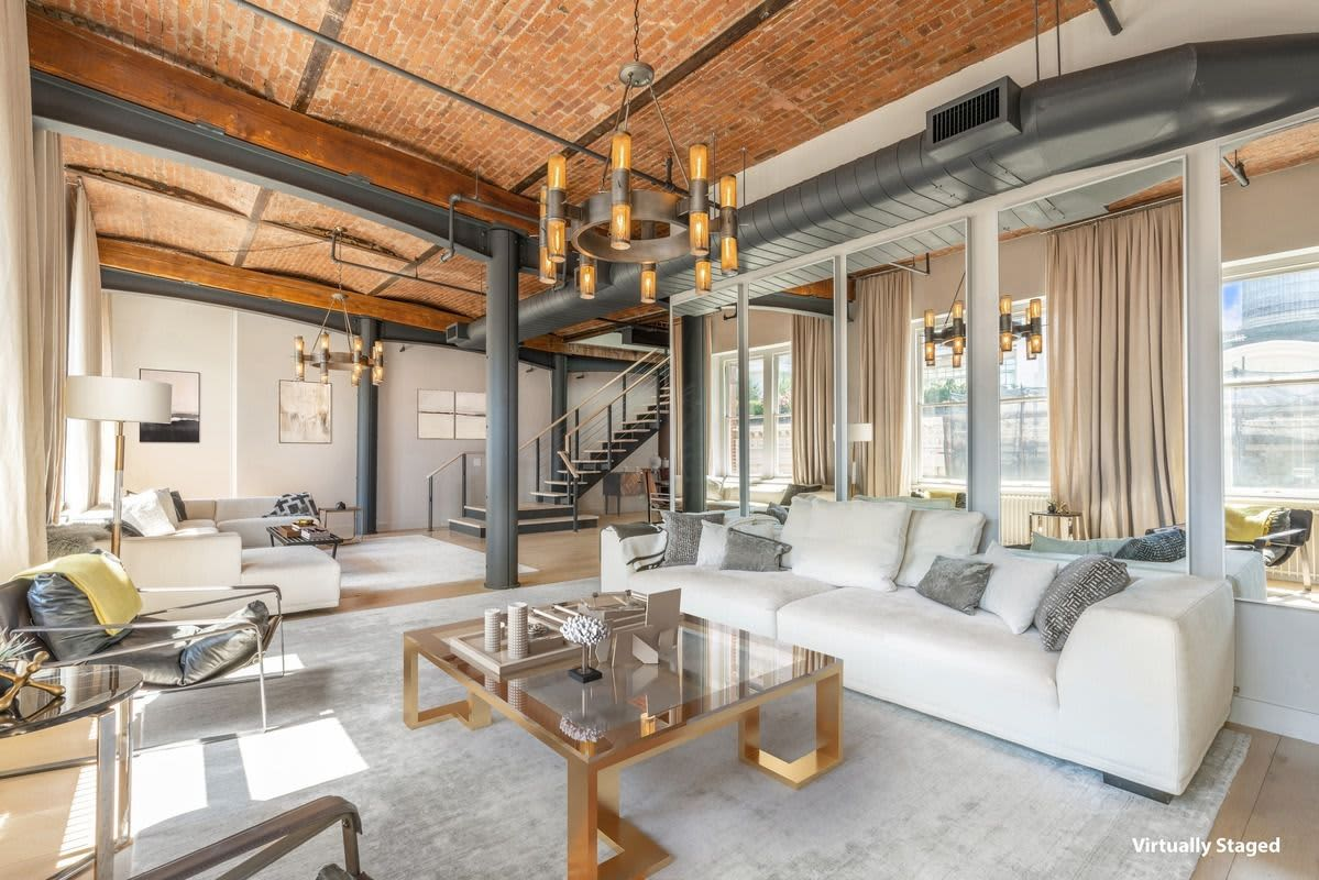 Zayn Malik One Direction NYC Penthouse for Sale   Apartment Therapy
