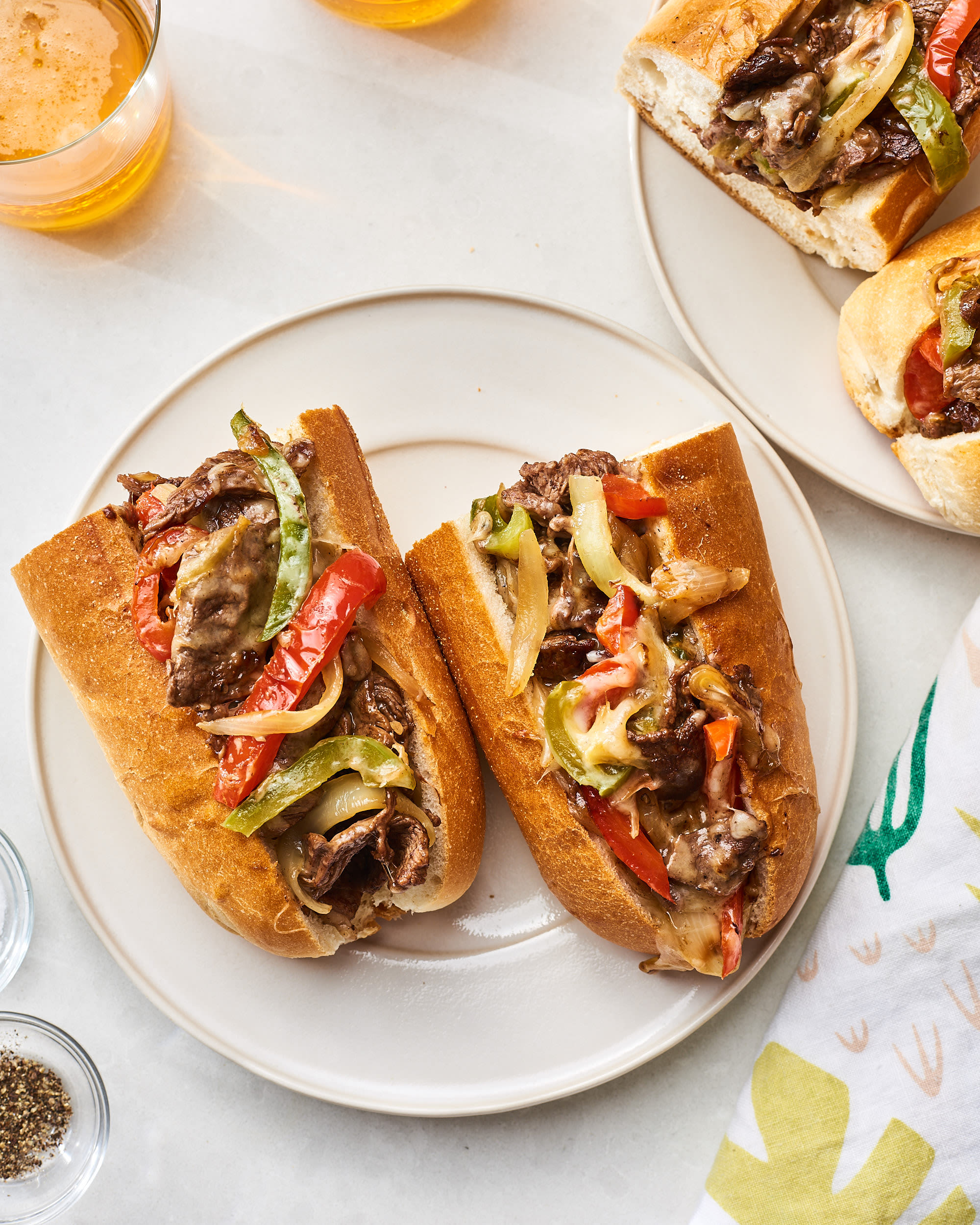 How To Make Philly Cheesesteaks Kitchn