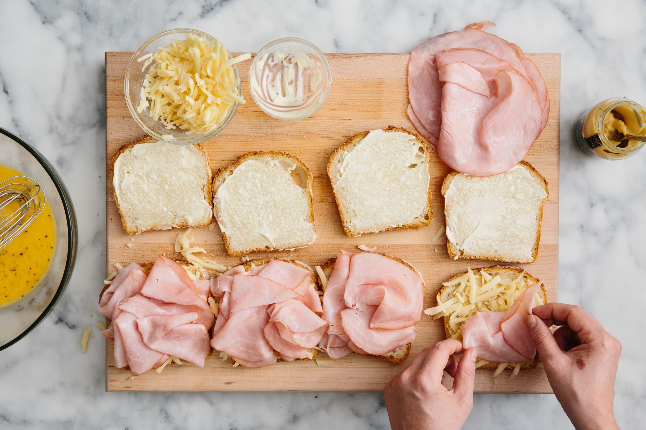 Classic Monte Cristo Sandwich Kitchn