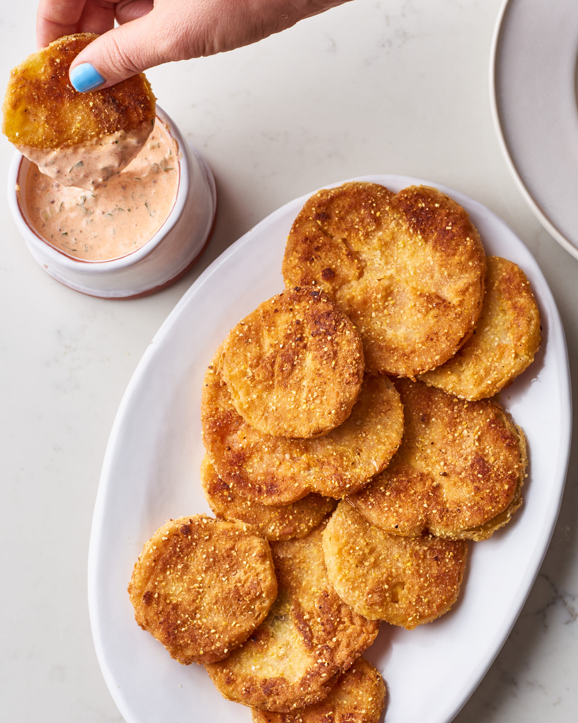 Fried Green Tomatoes A Classic Southern Recipe Kitchn