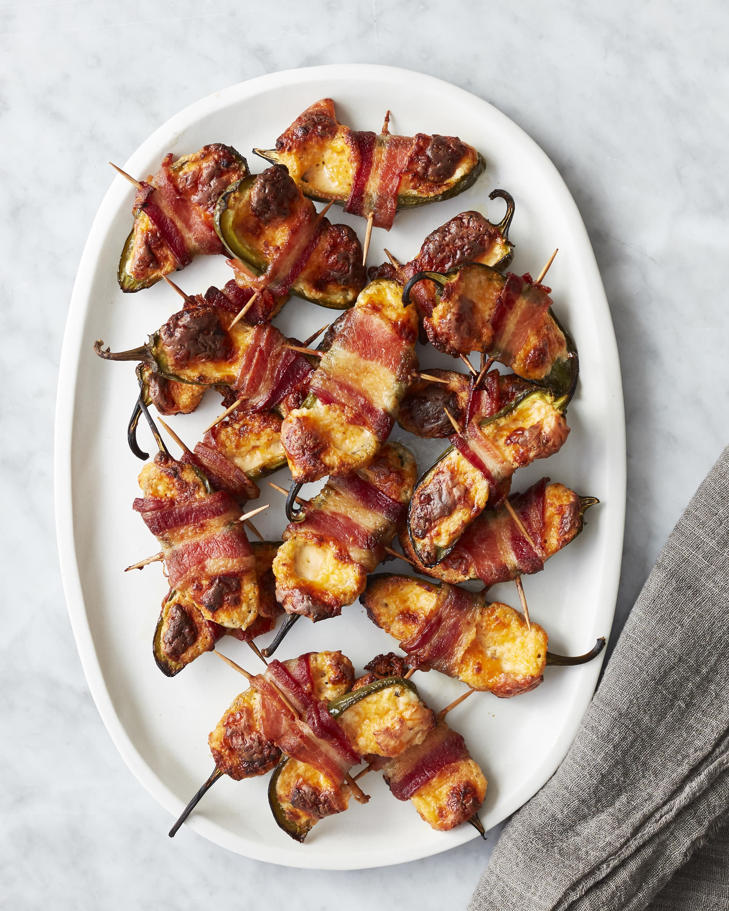 How to Make the Best Bacon-Wrapped Jalapeño Poppers