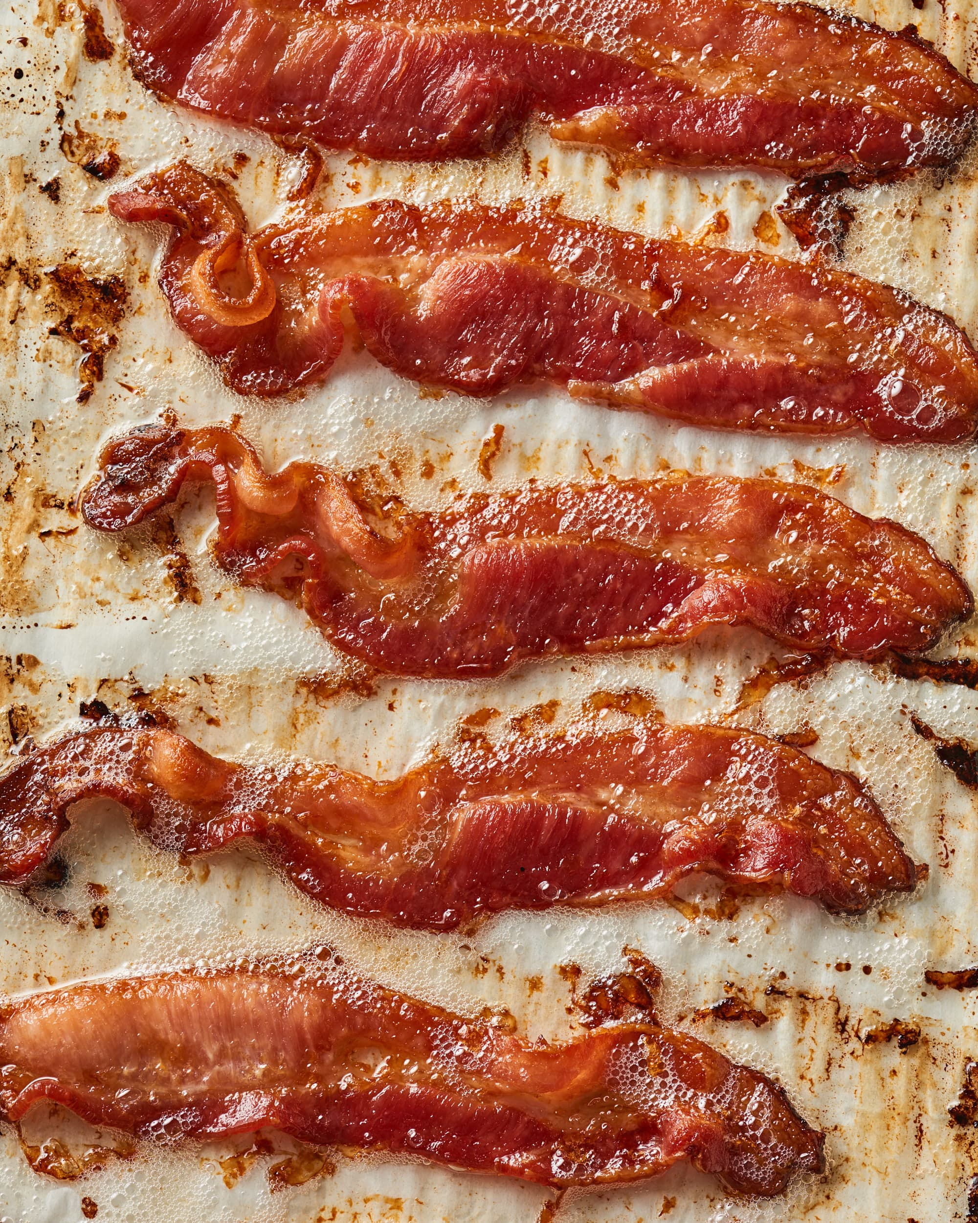 How To Make Bacon In The Oven The Simplest Easiest Recipe Kitchn