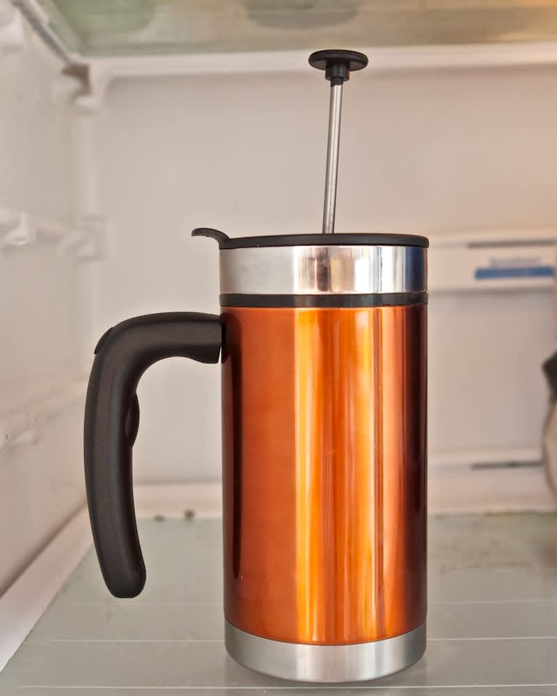 How To Make Iced Coffee French Press Method Kitchn