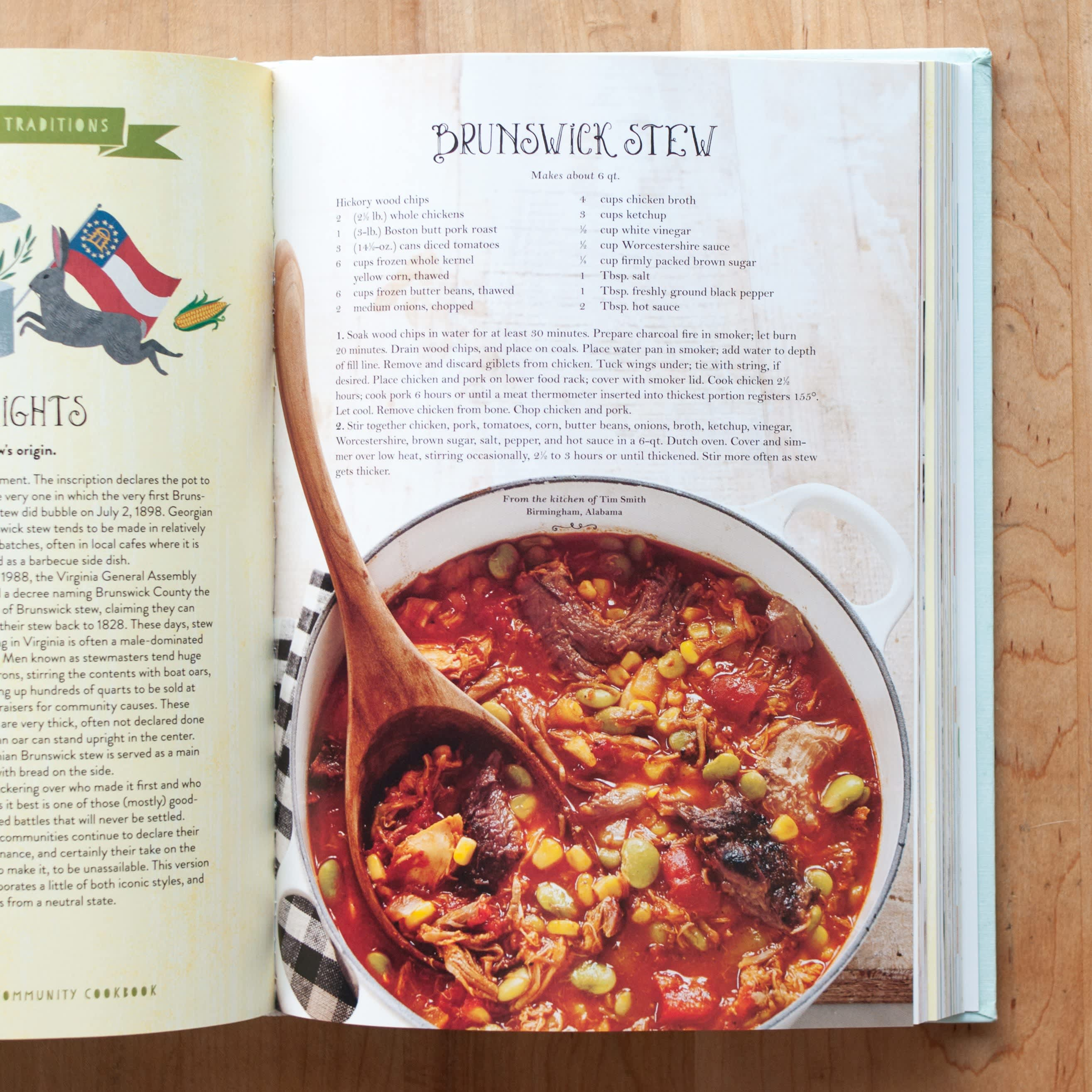 Game On Community Cookbooks Southern Living Has Set The New Standard Kitchn