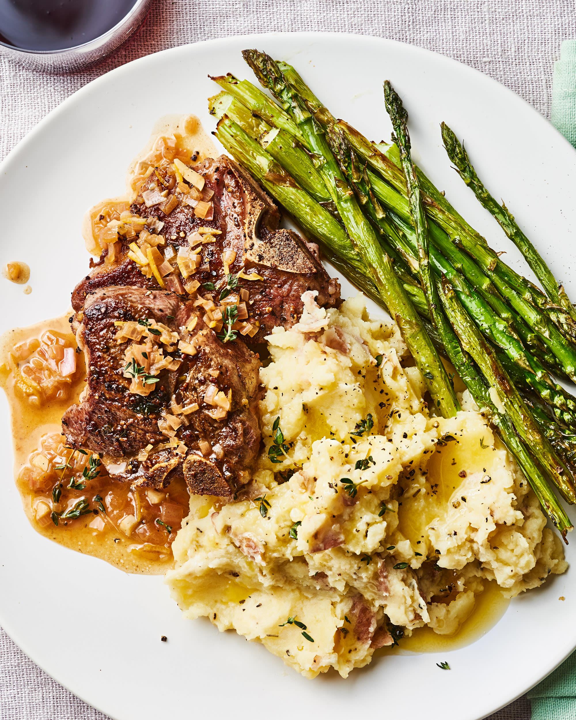 lamb chop recipe dinner How To Cook Lamb Chops