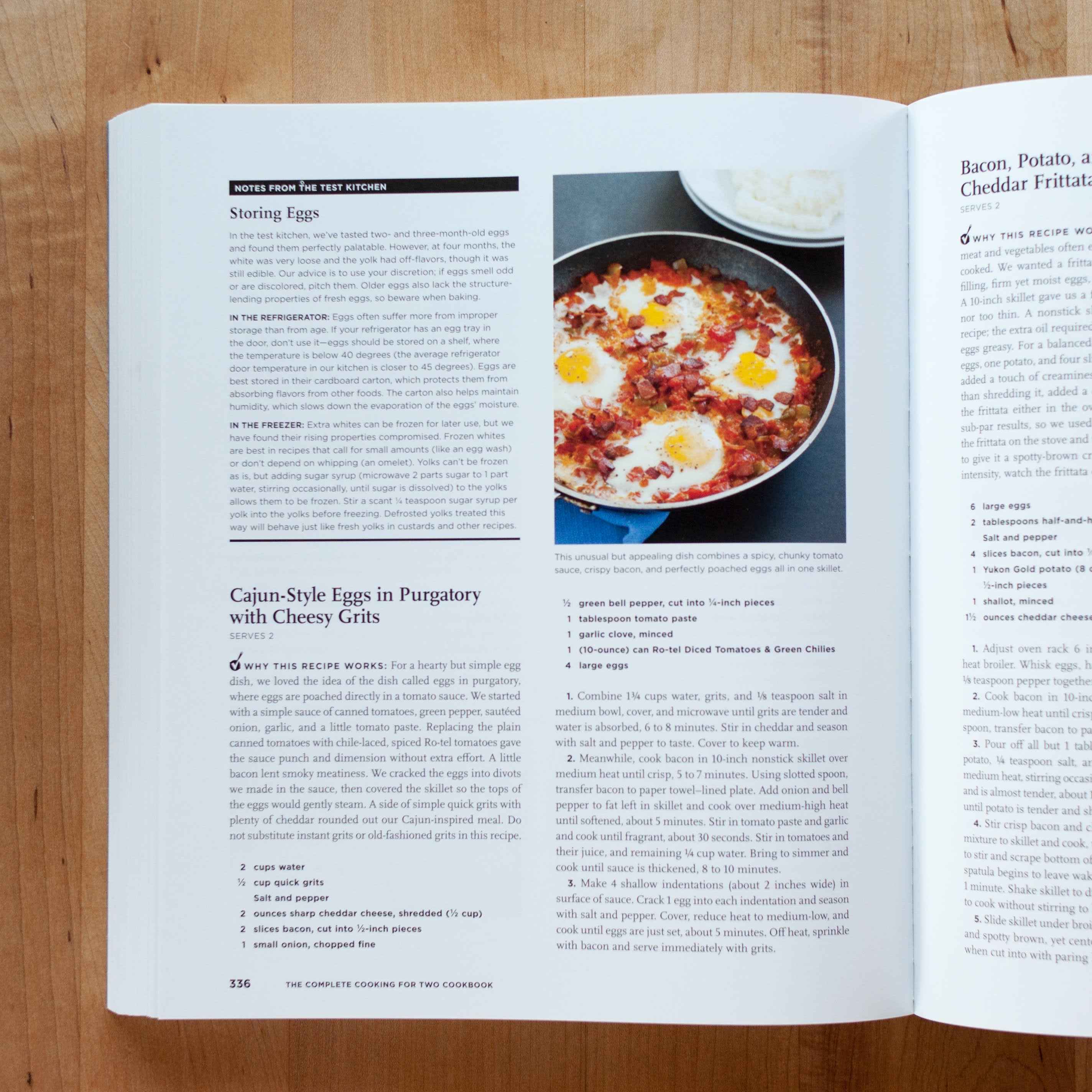 Party Of Two America S Test Kitchen Has A Cookbook For You Kitchn