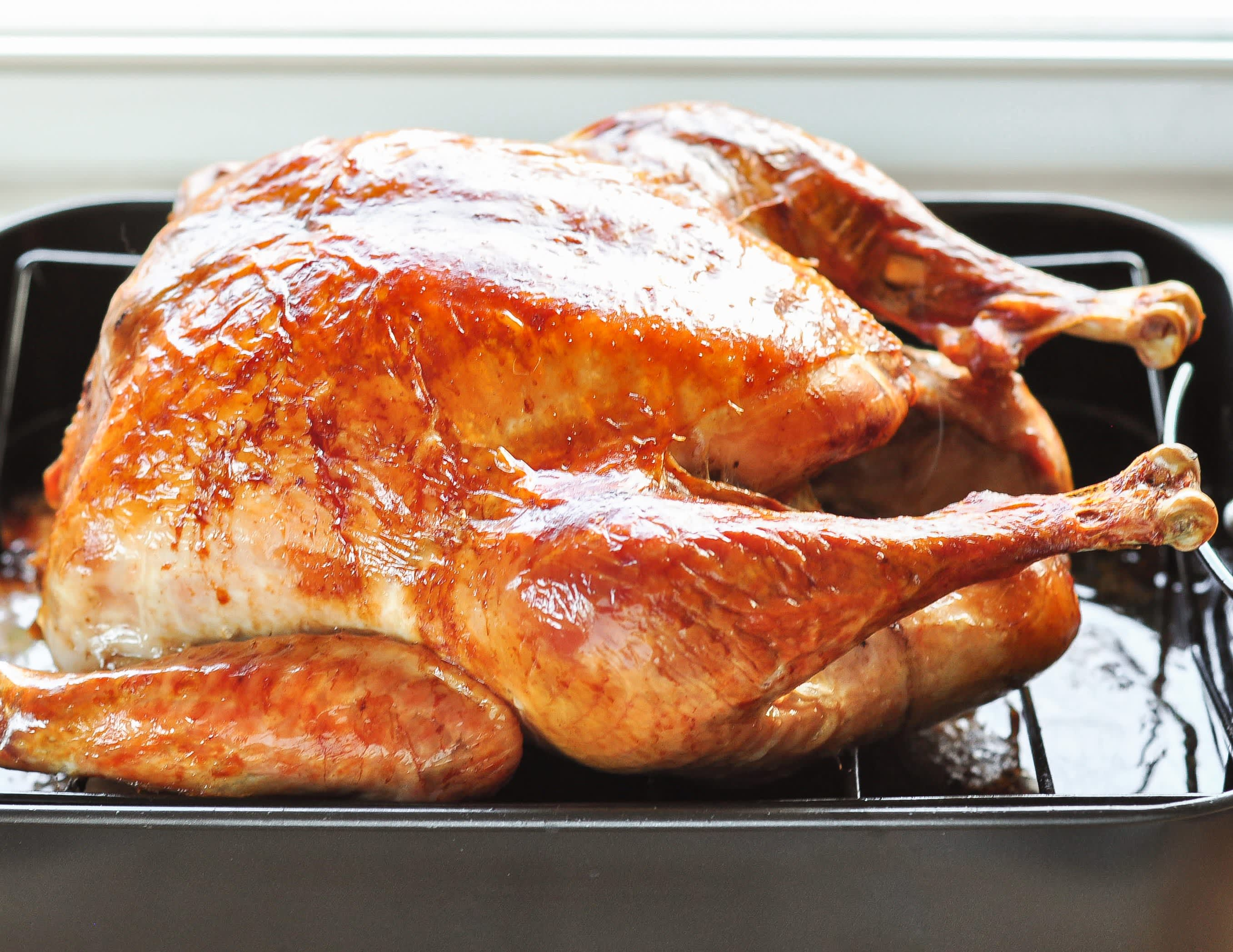 How To Cook A Turkey The Simplest Easiest Method Kitchn