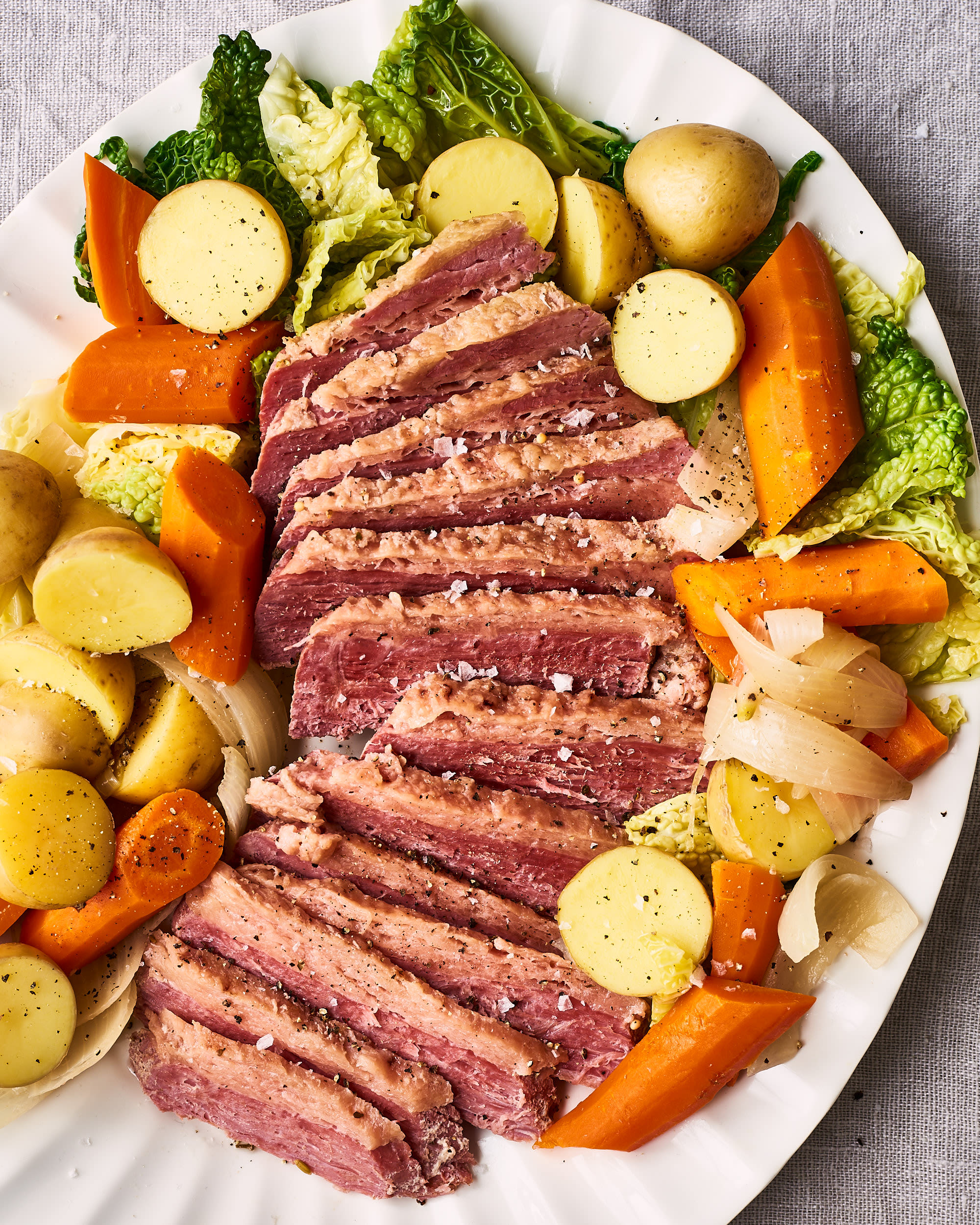 Slow Cooker Corned Beef and Cabbage ...