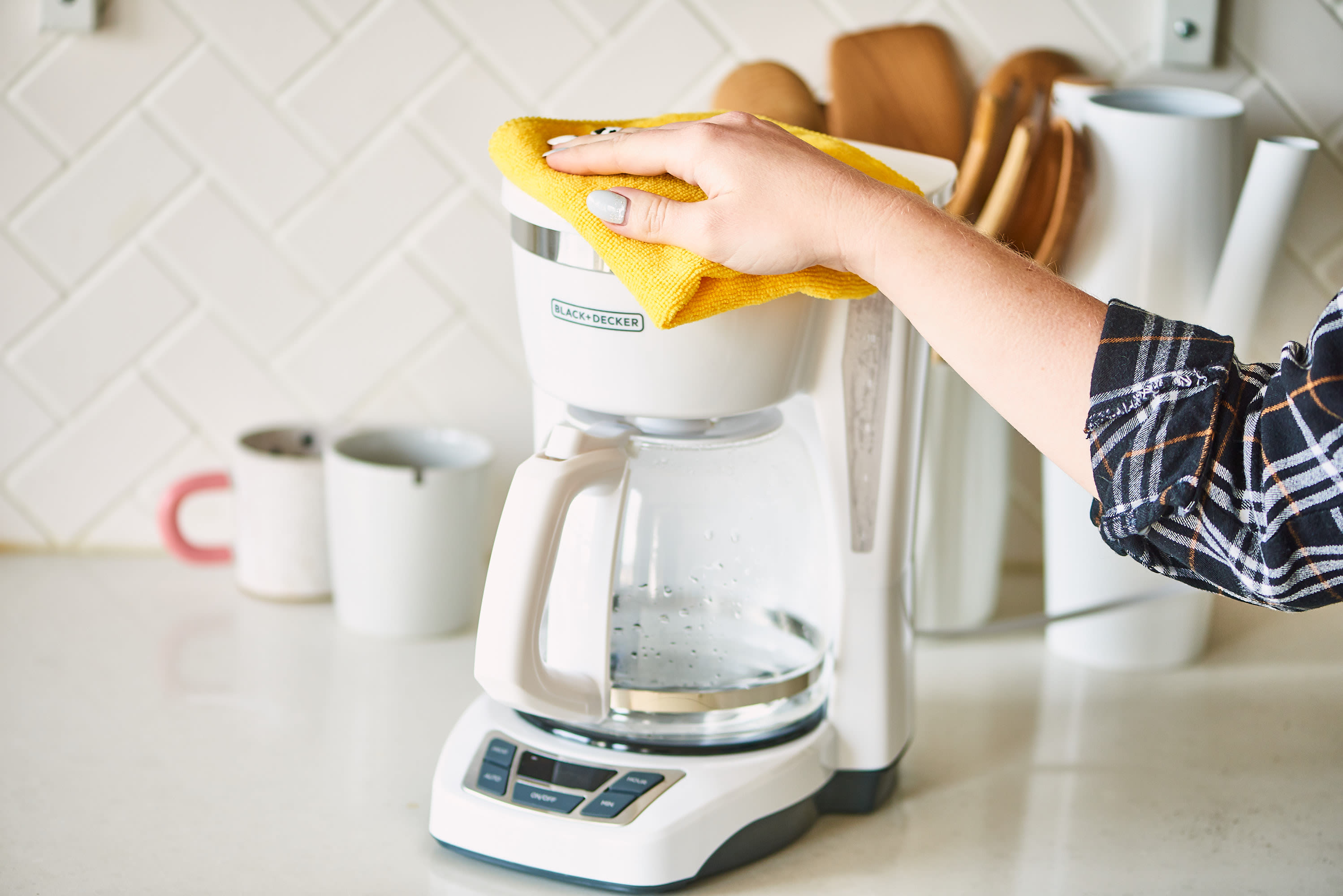 How To Clean a Coffee Maker  Kitchn