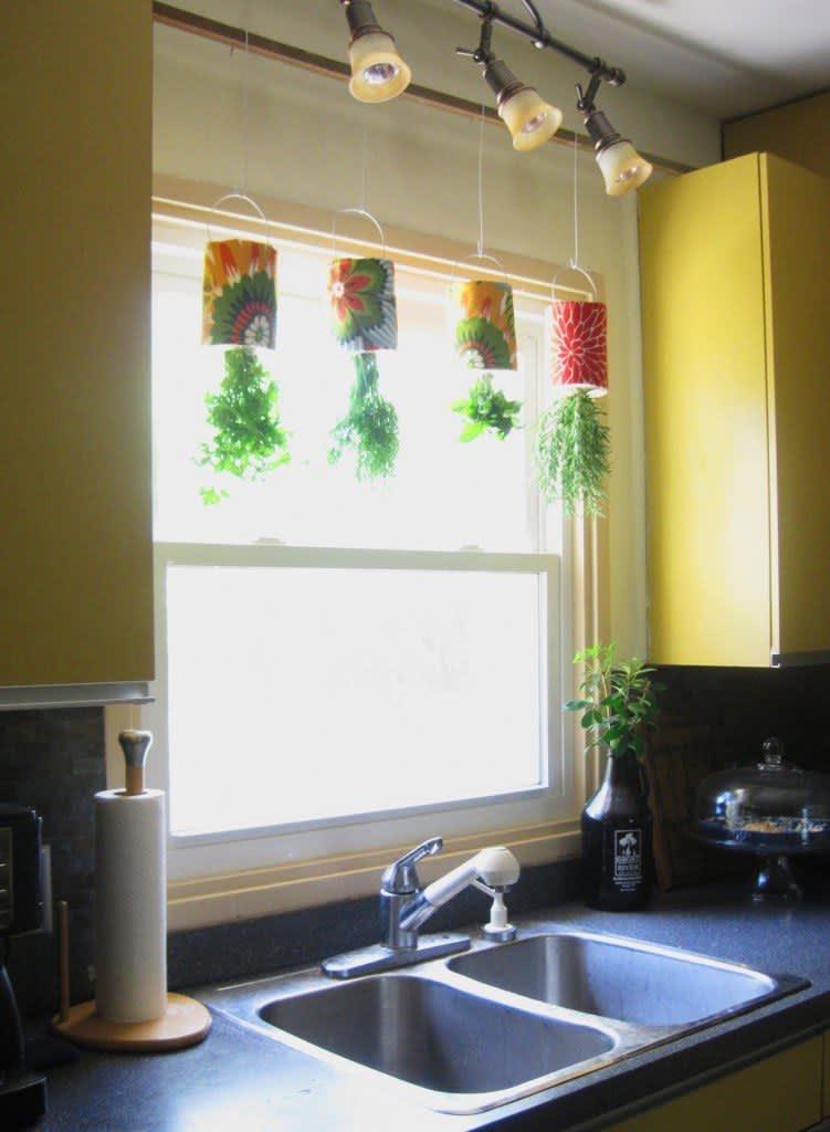 10 Fresh Ideas For Herb Gardens In The Kitchen Kitchn