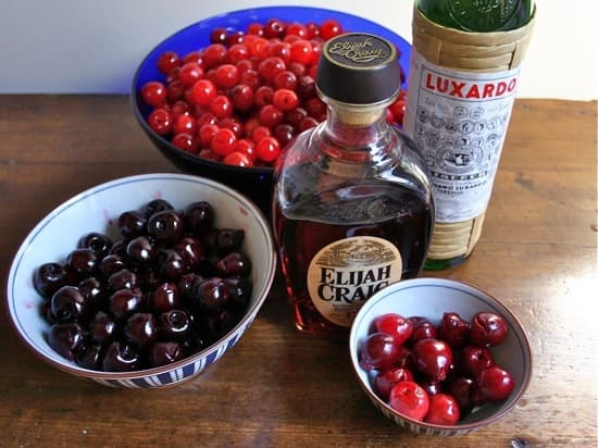 what can i make with fresh cherries