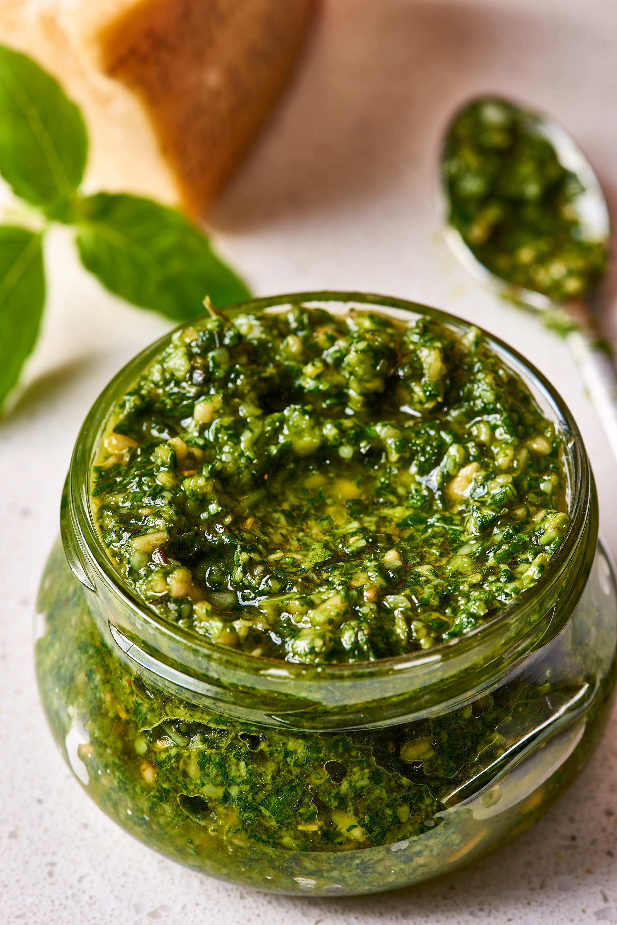 How To Make Pesto Recipe Kitchn