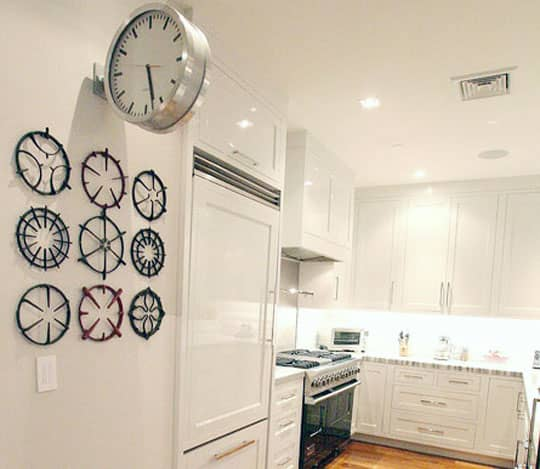 12 Clever And Unusual Ways To Enjoy Art In The Kitchen