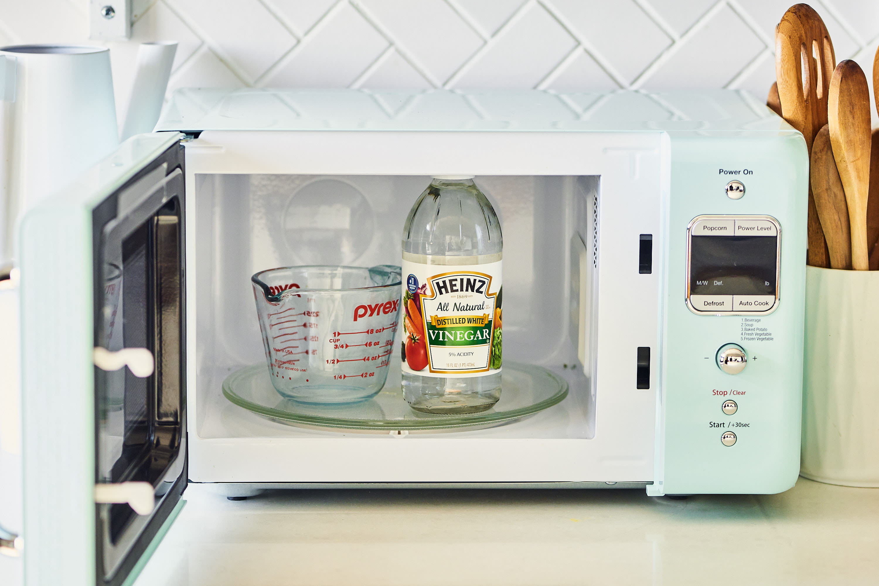 How to Clean a Microwave: Step by Step with Photos  Apartment Therapy