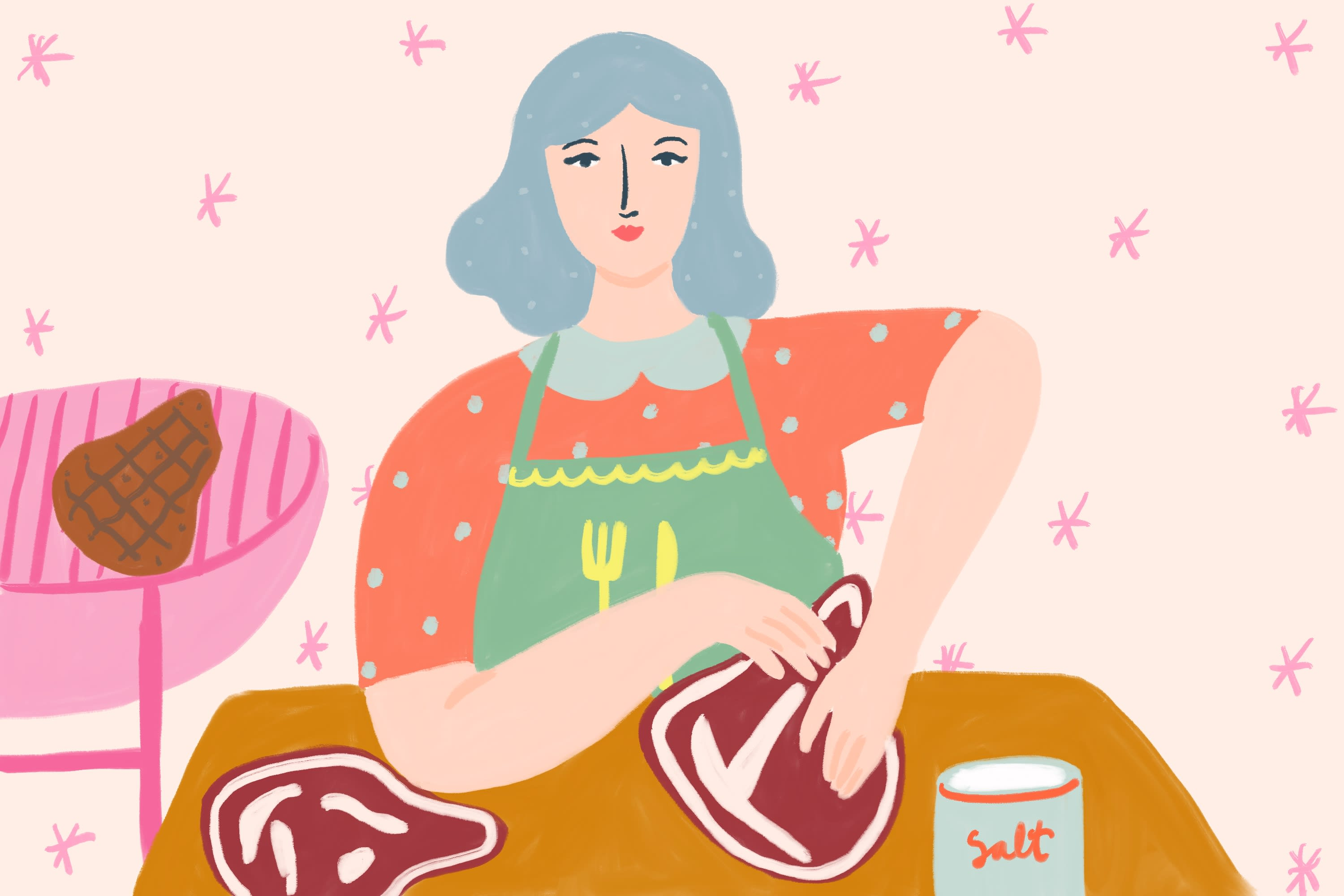 Call Me Asadora: On Grilling as a Girl in Chile