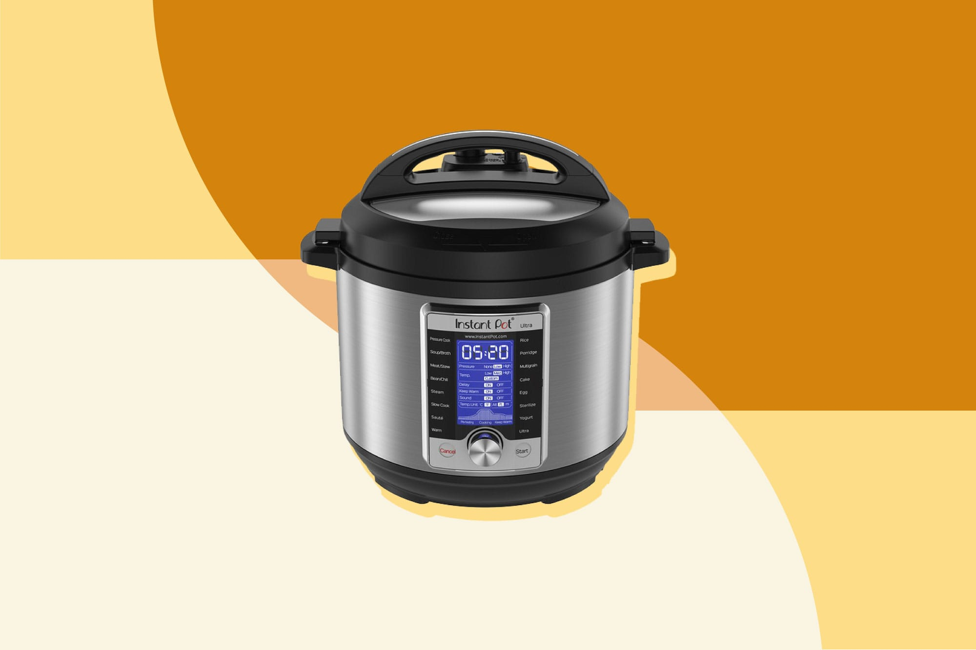 The Instant Pot Ultra is on Sale at Sur la Table From Now Until Sunday
