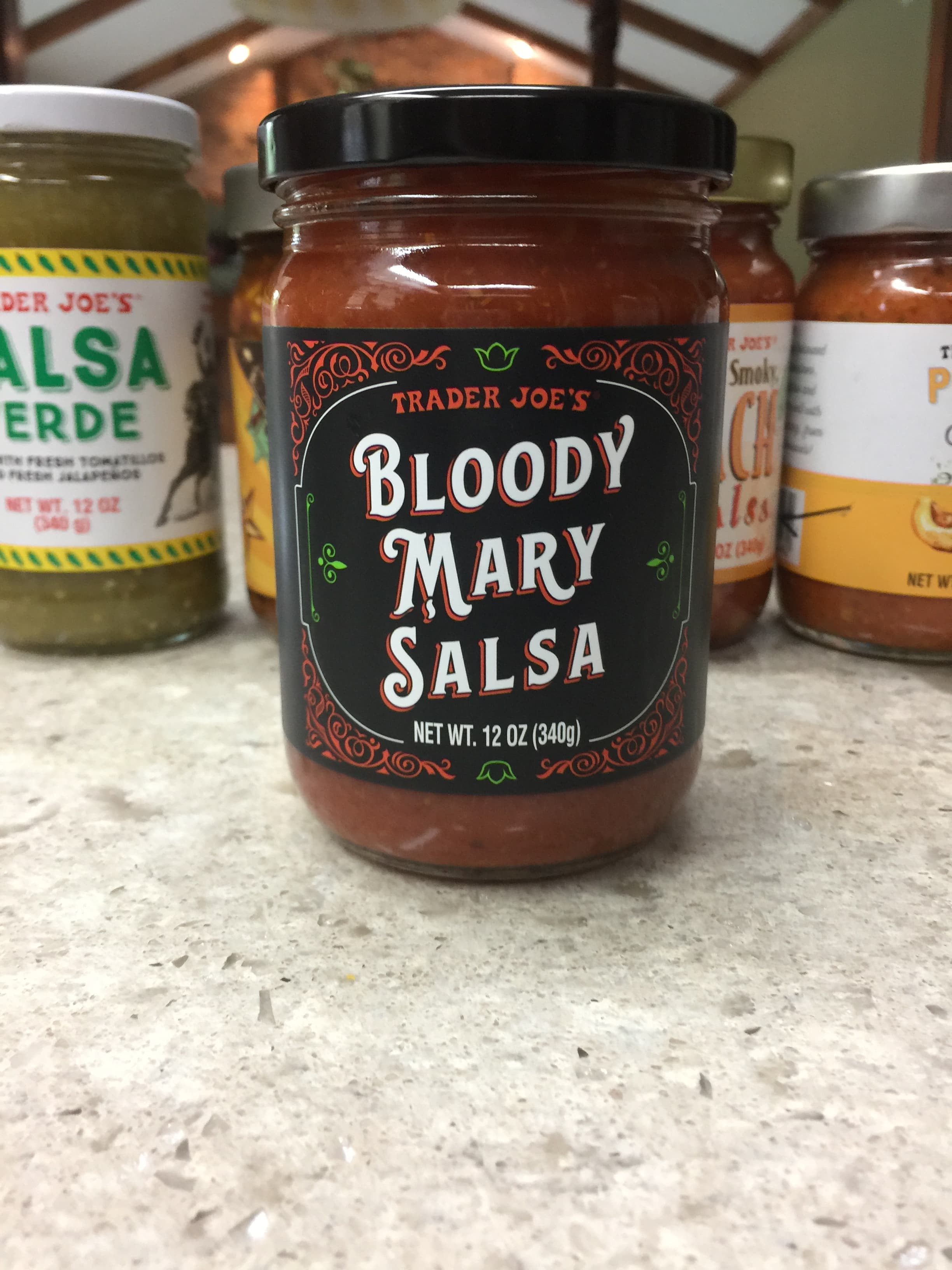 This Bloody Mary Salsa from Trader Joe's Was Worth the 5-Month Wait