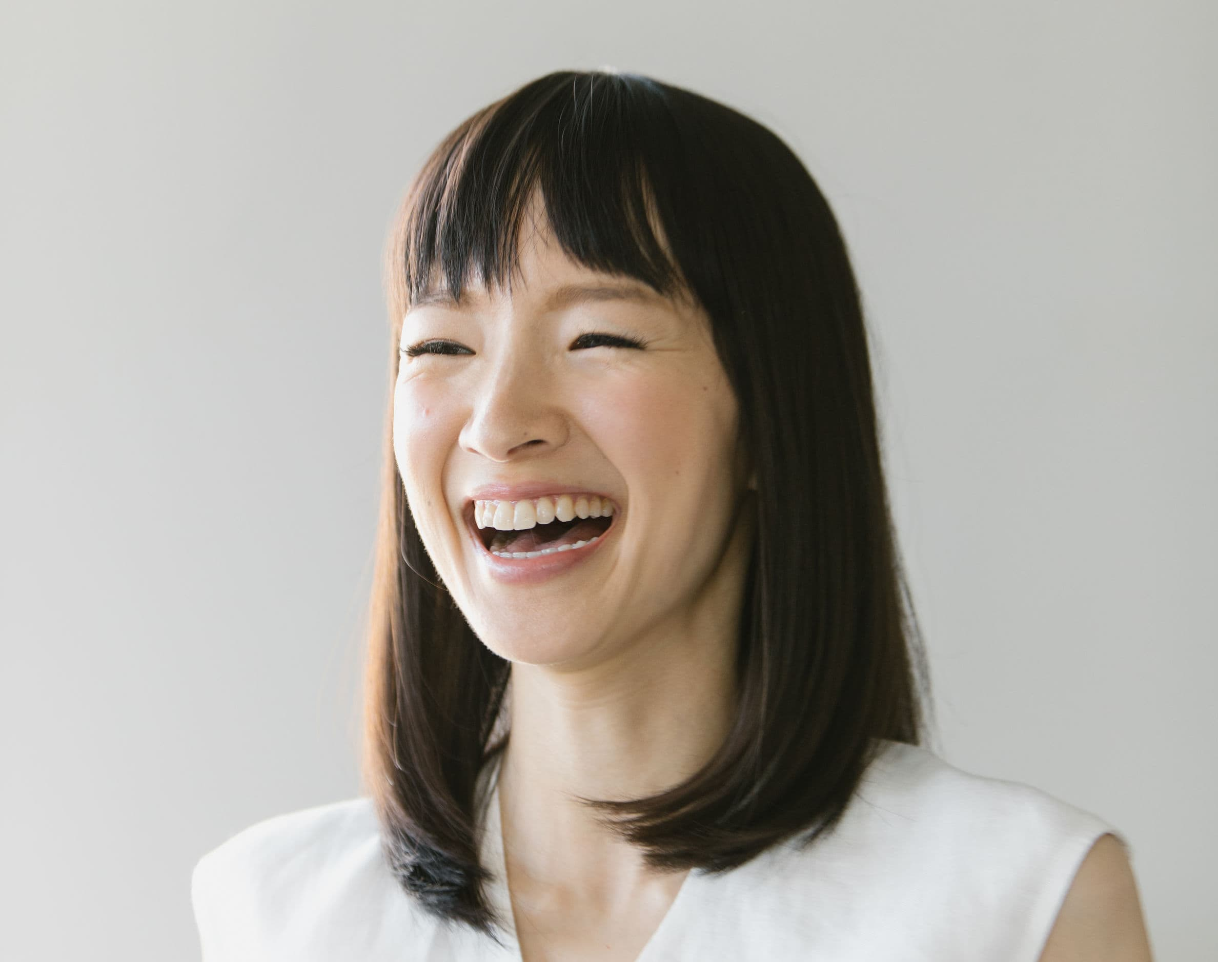 Marie Kondo Shares Her Top 5 Self-Care Practices