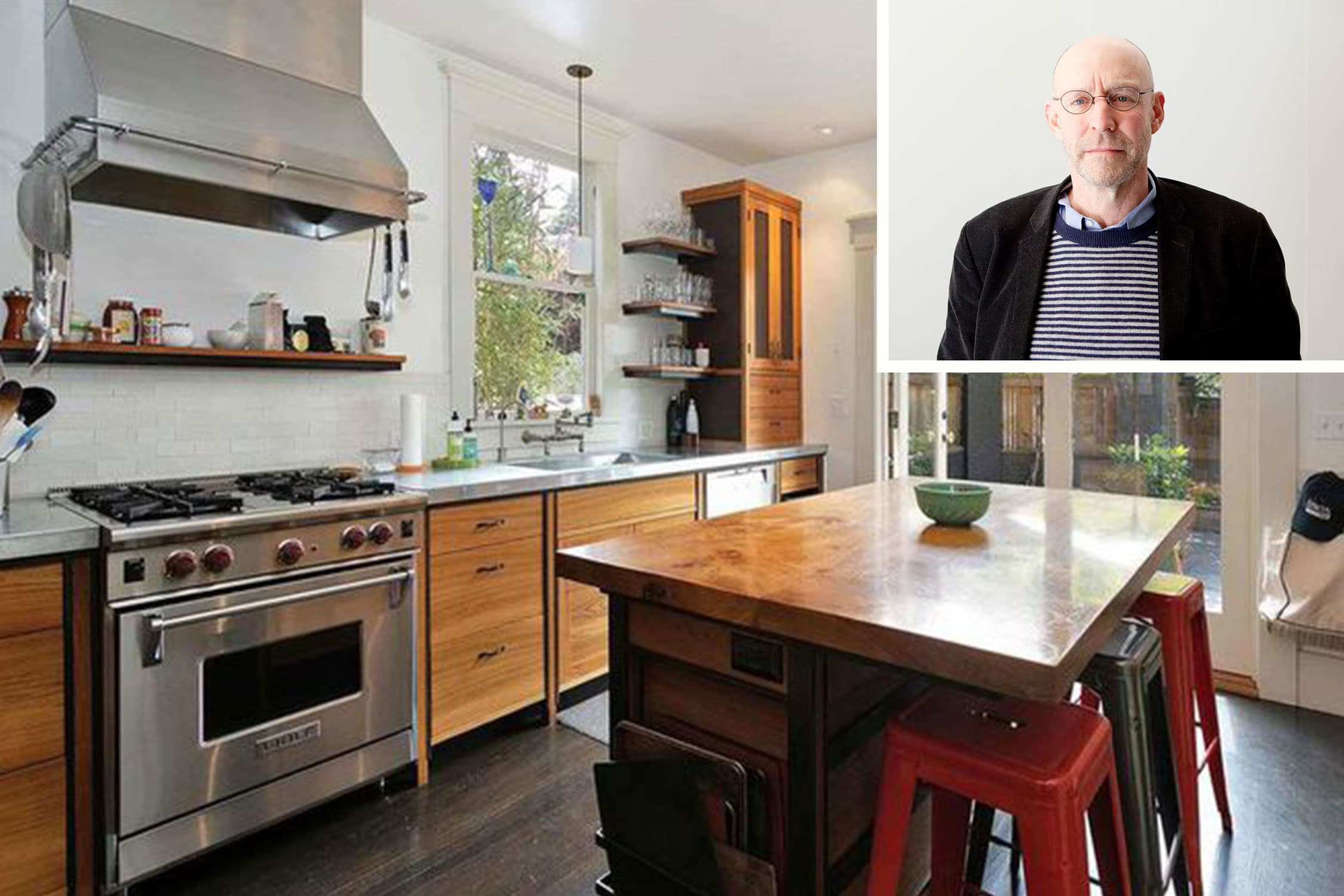 You Can Rent Michael Pollan's House for $6,500 a Month This Fall