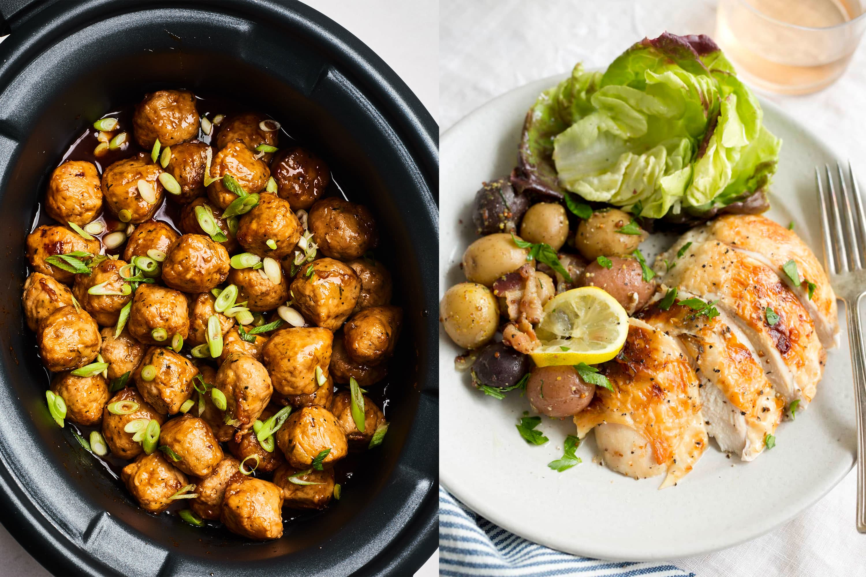 10 High-Protein Slow Cooker Recipes