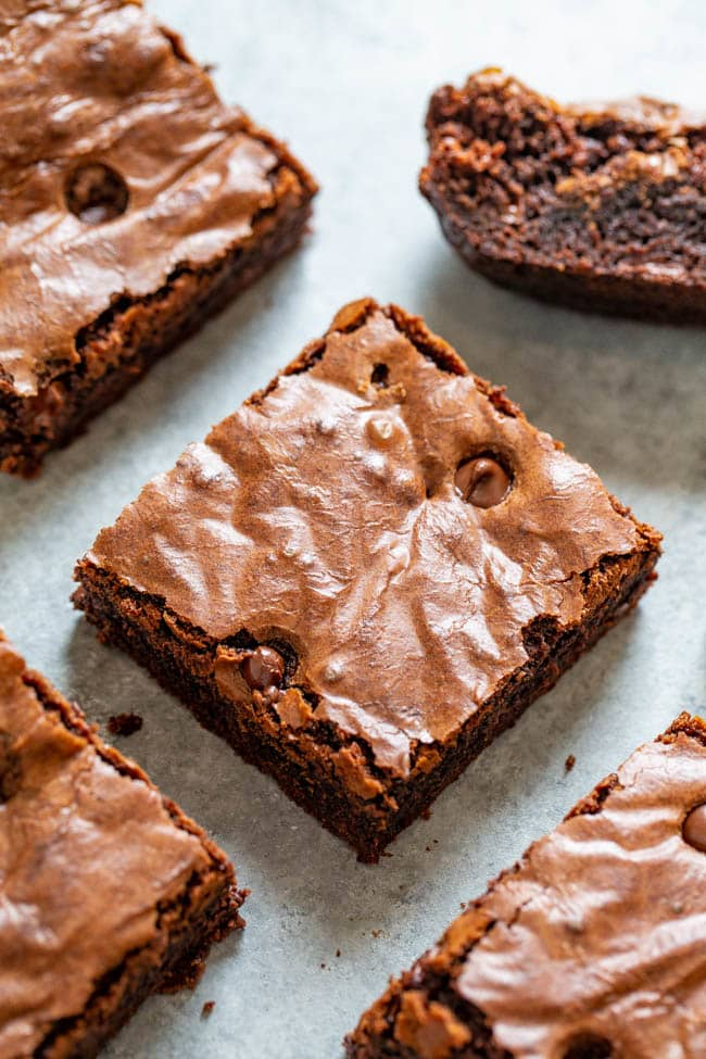 These Brownies Are So Full of Chocolate You Need to Make Them Immediately