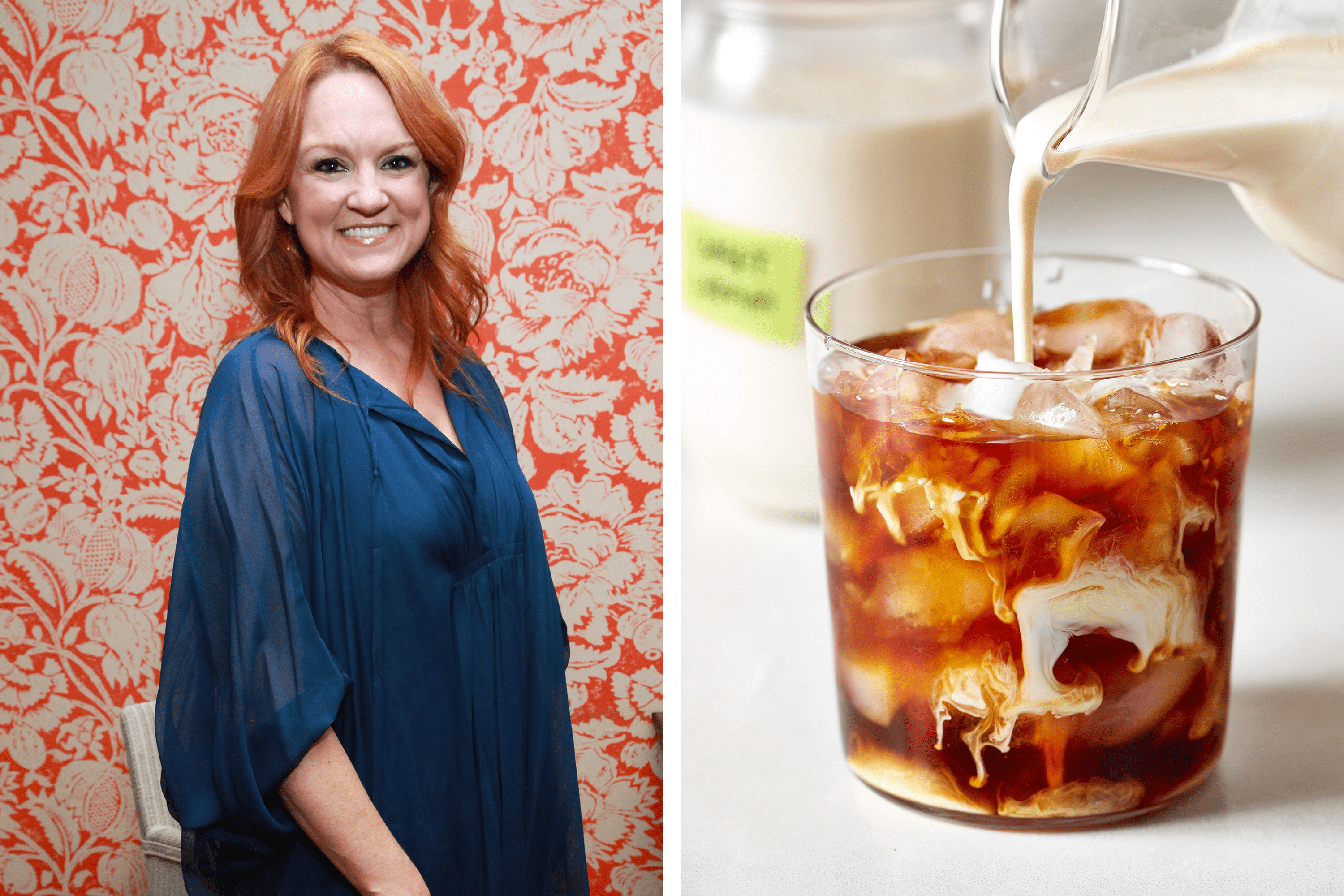 The Pioneer Woman's One-Ingredient Secret to Better Iced Coffee
