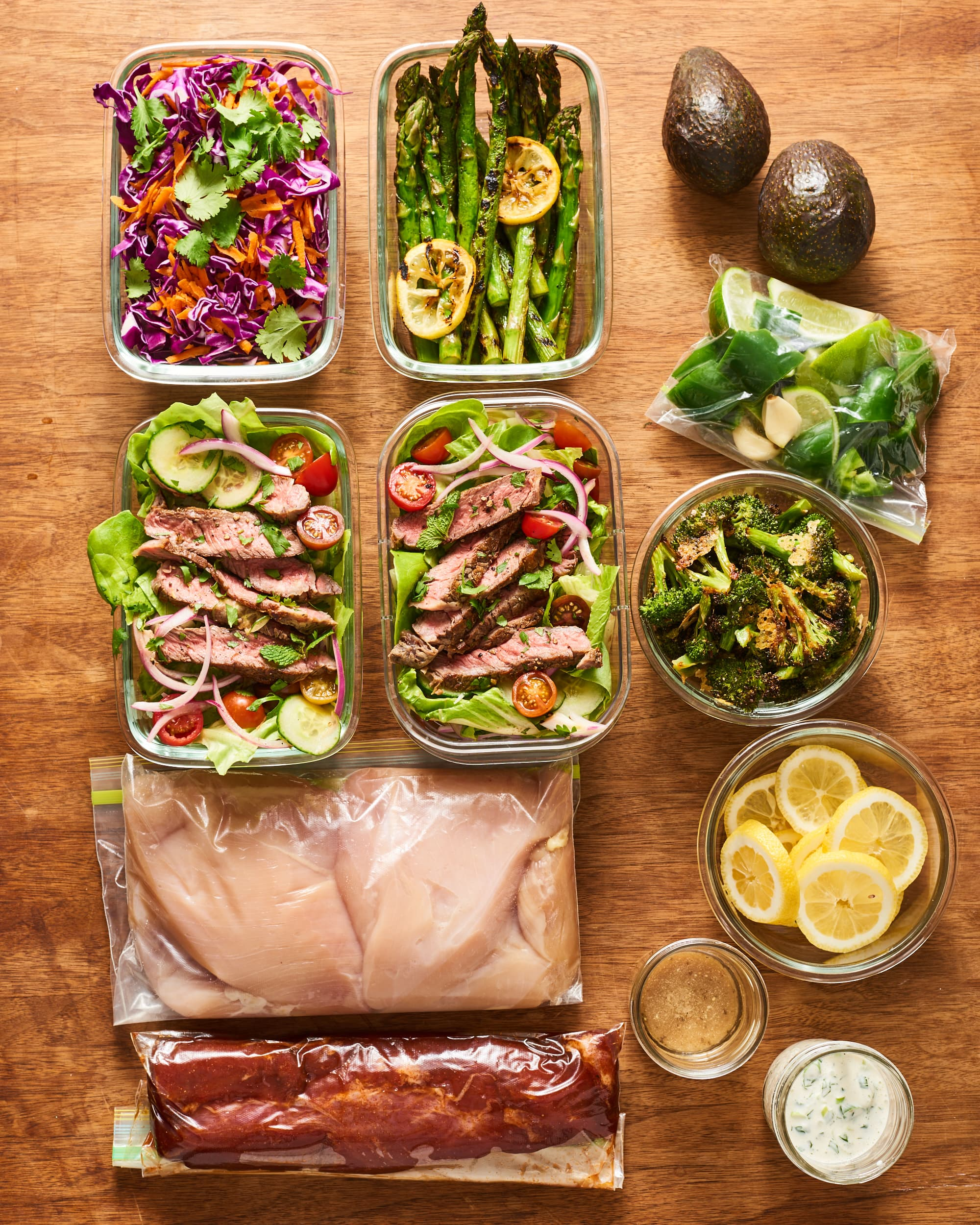 Meal Prep Plan: How I Prep a Week of Keto Meals for the Grill