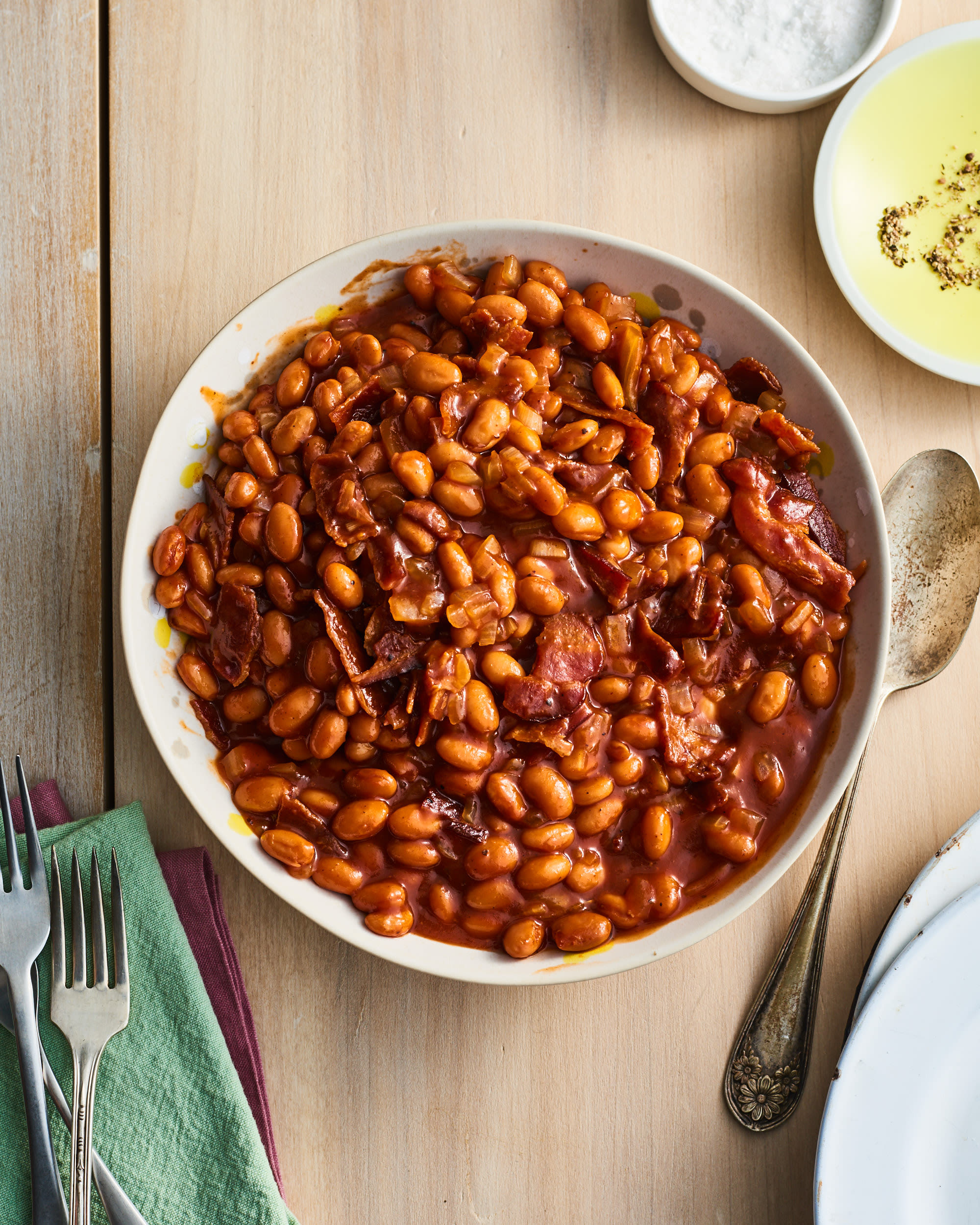 Instant Pot Baked Beans Are Side Dish Goals