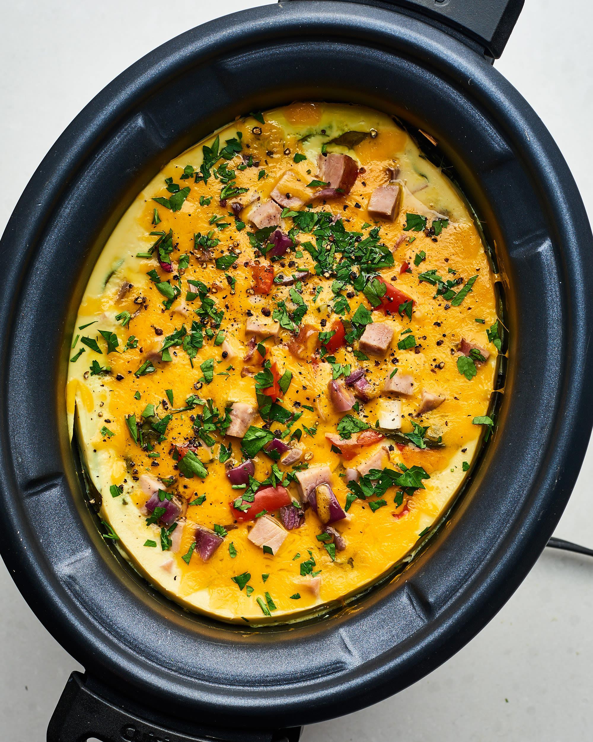 Recipe: Overnight Crock-Pot Breakfast Casserole
