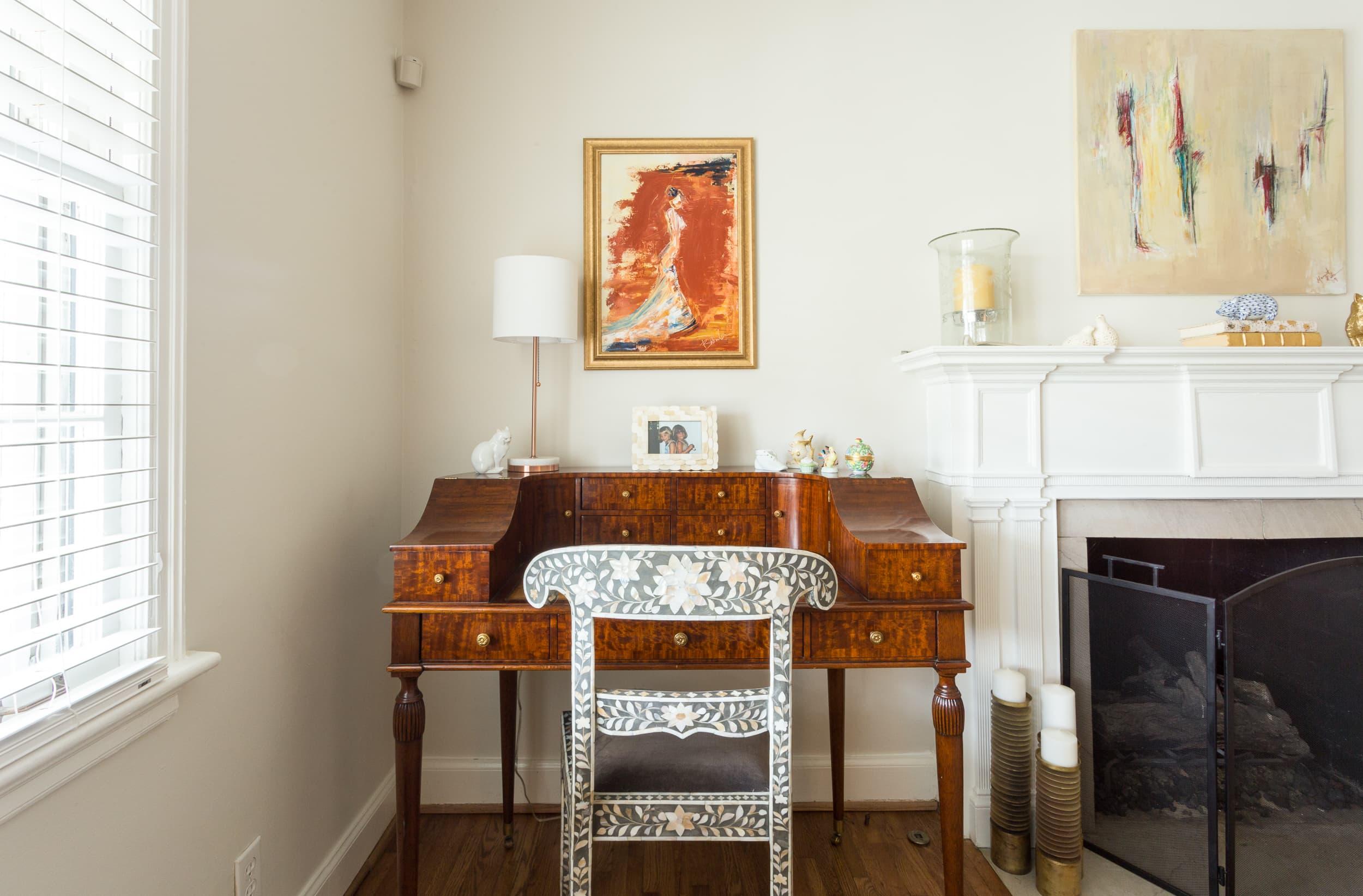 House Tour: A Modern Rustic Boho Chic Nashville Home ...