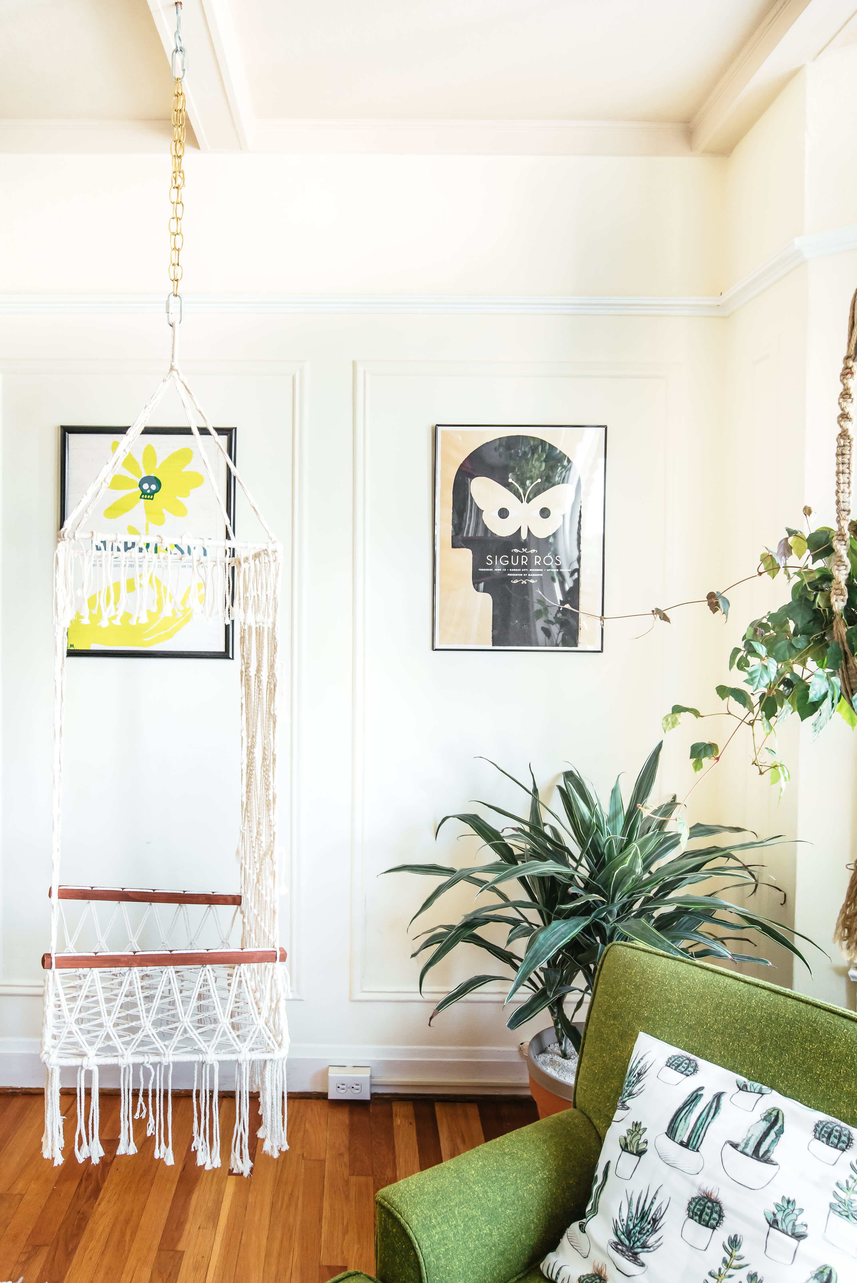House Tour: A Craigslist Chic San Francisco Apartment ...