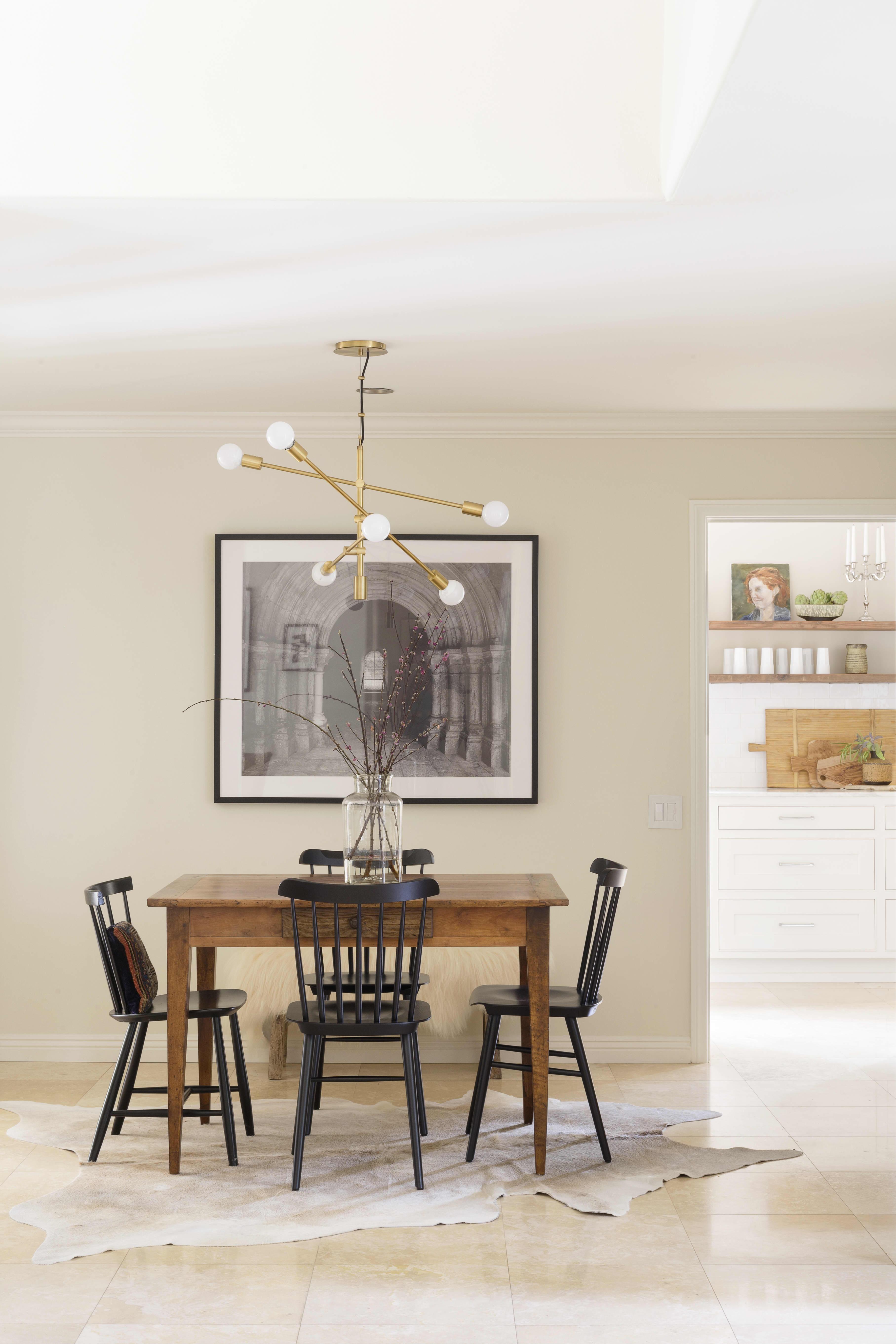 """House Tour: An Interior Designer's """"Euro Eclectic"""" Home ..."""