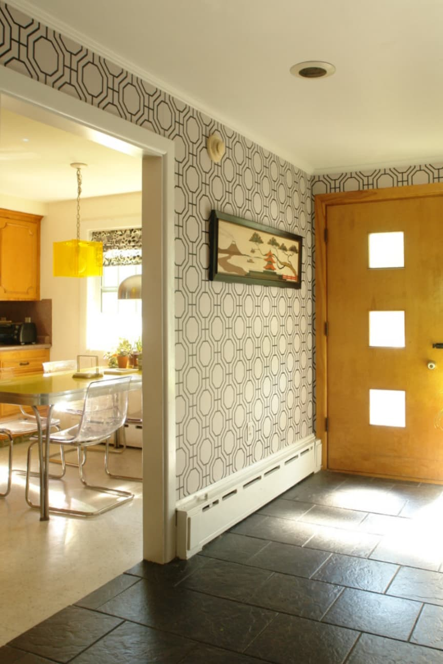 Image of: House Tour Amy Noah S Mid Century Modern Ranch House Apartment Therapy
