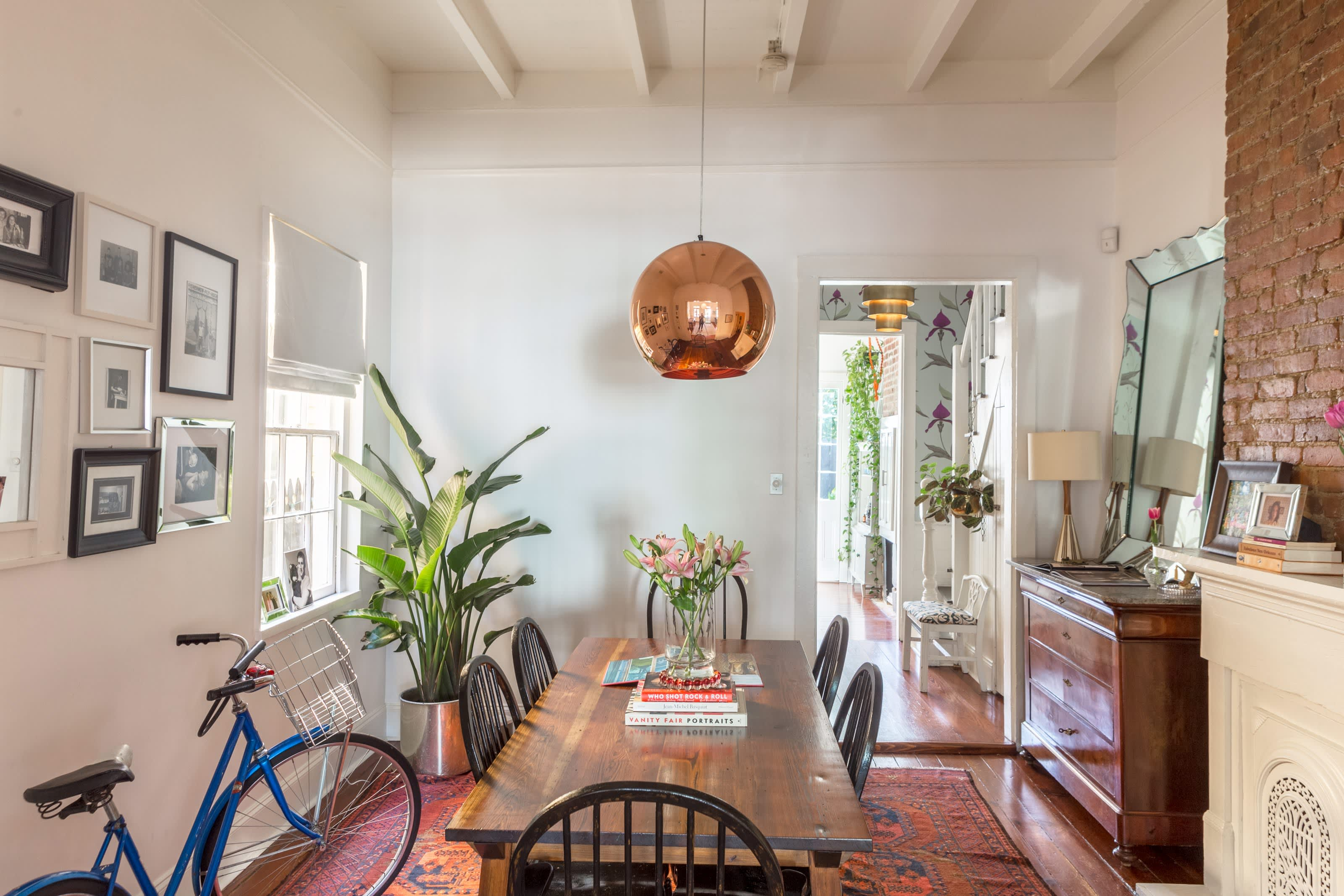 House Tour A Bright Adorable New Orleans Cottage Apartment Therapy