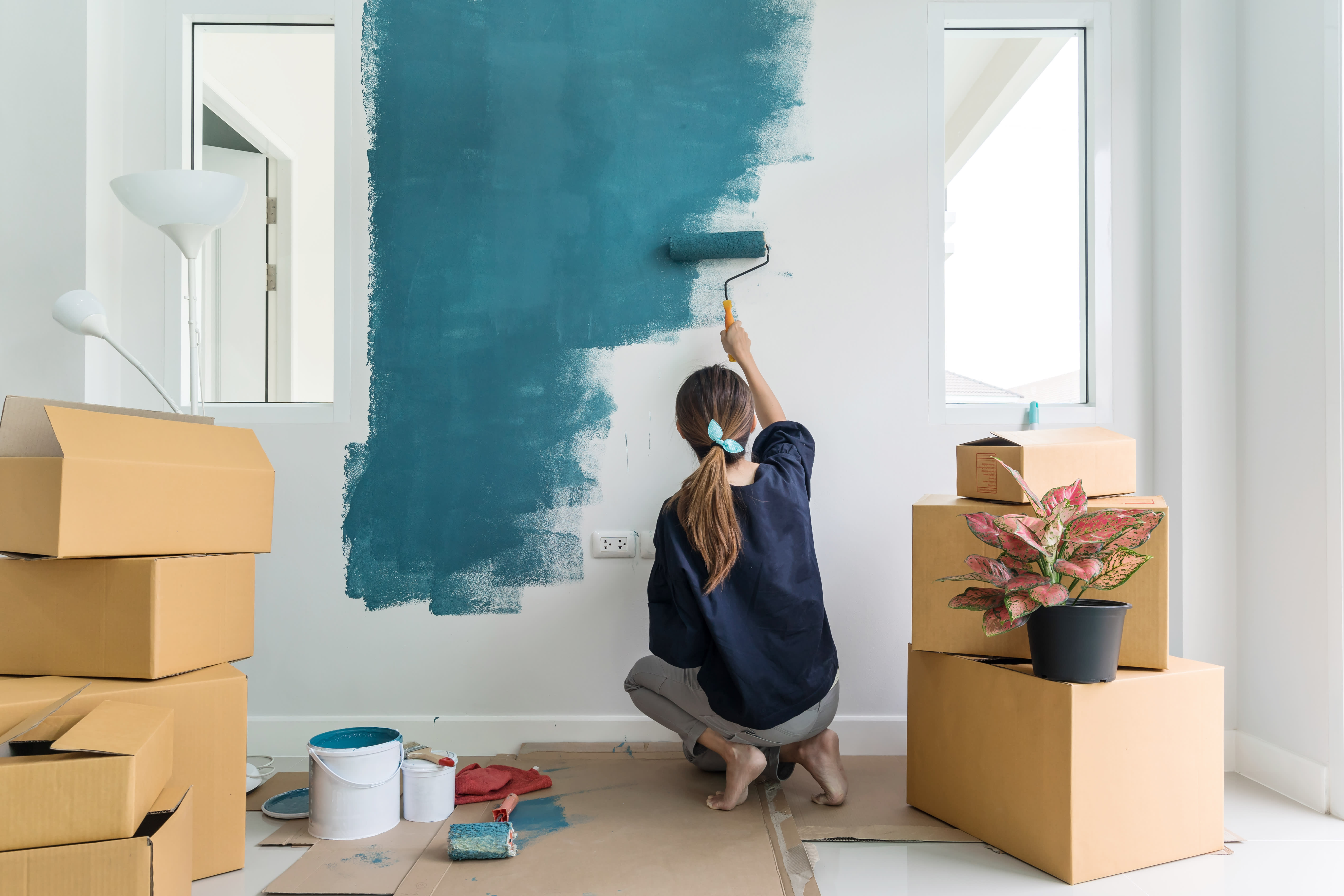 Remember the #10YearChallenge? Here Are the Paint Colors to Match Your Old Selfie